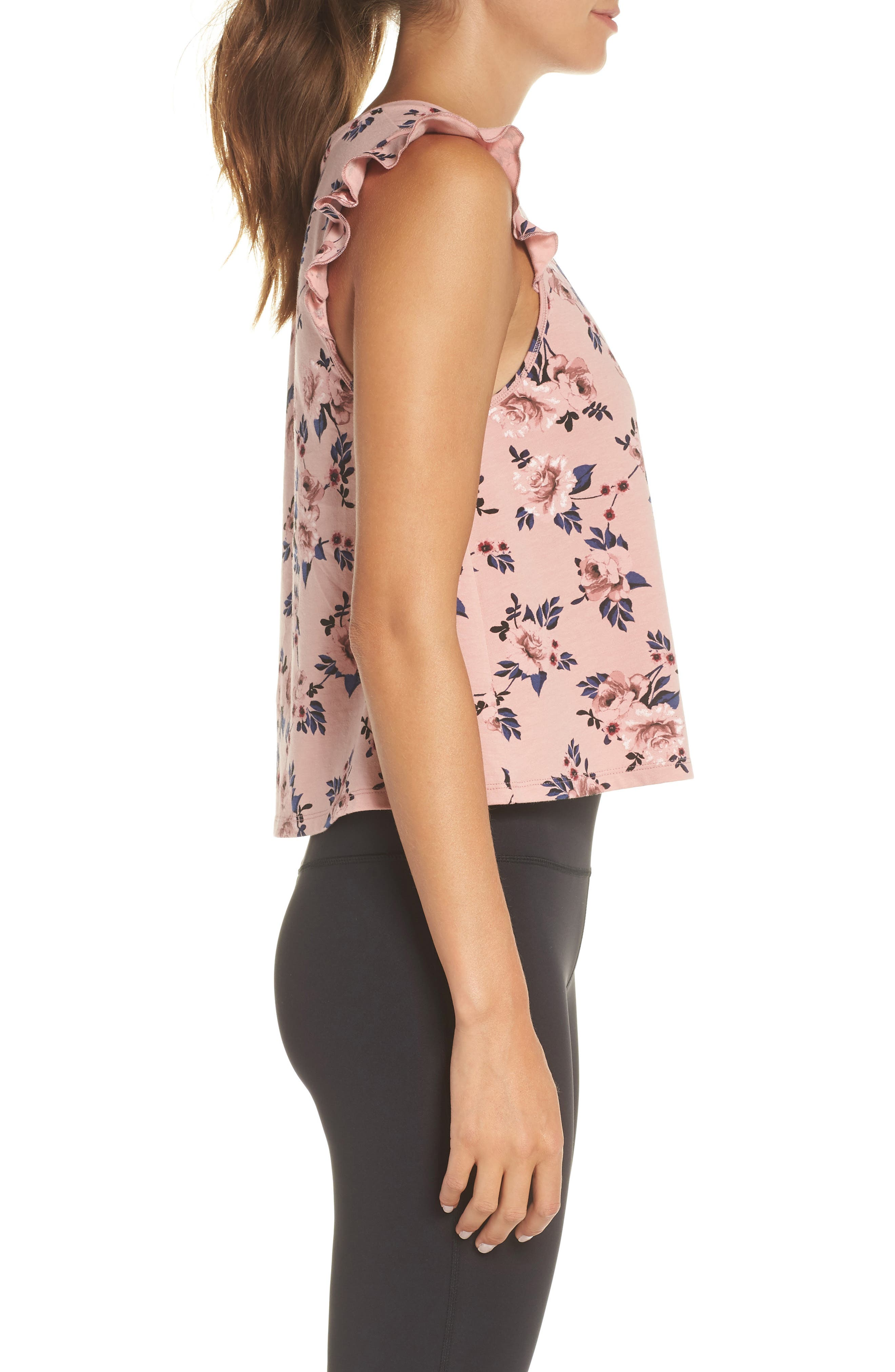 prairie rose work it tank,                             Alternate thumbnail 3, color,                             FADED PEONY