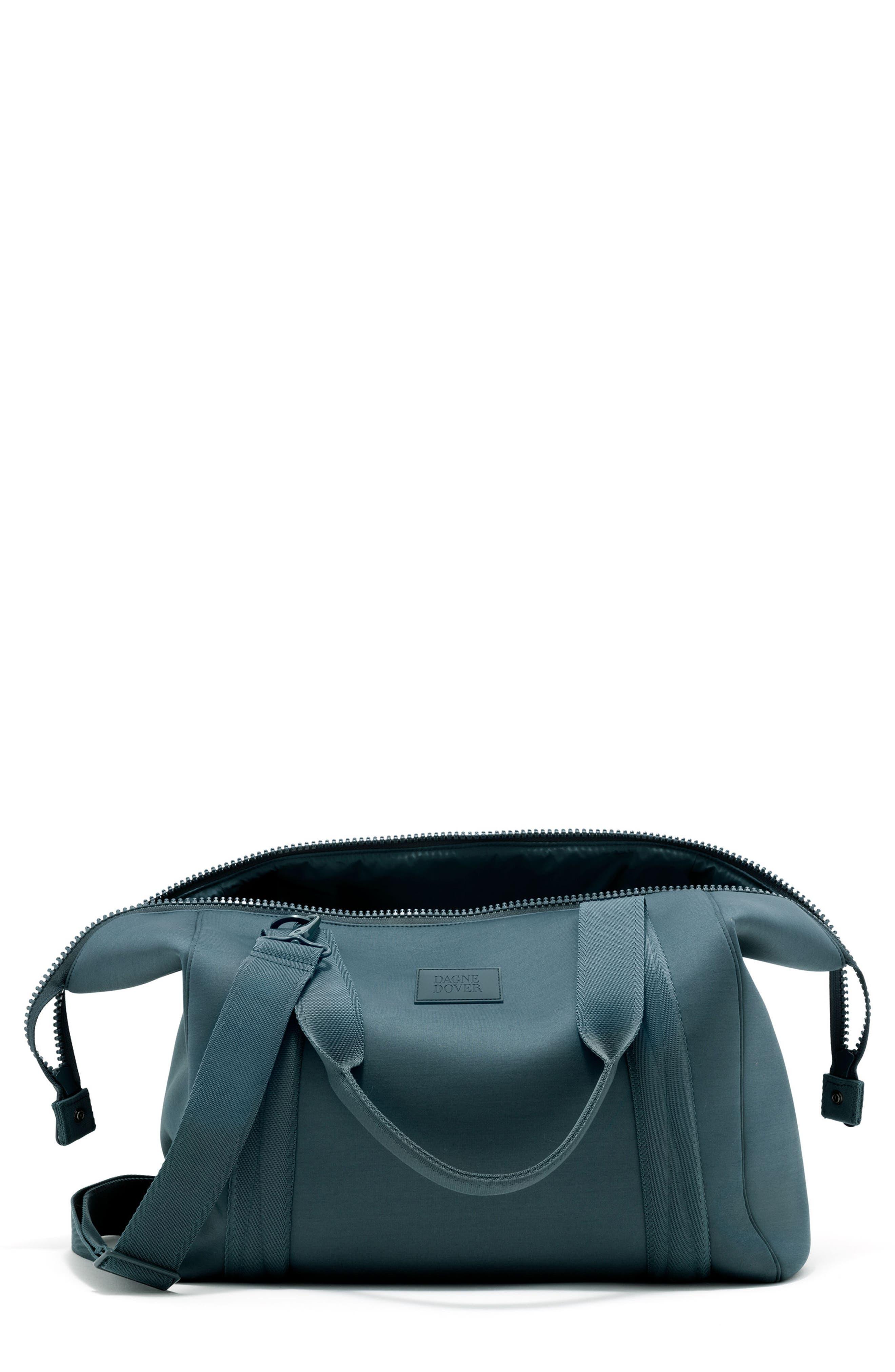 365 Large Landon Neoprene Carryall Duffel Bag,                             Main thumbnail 2, color,