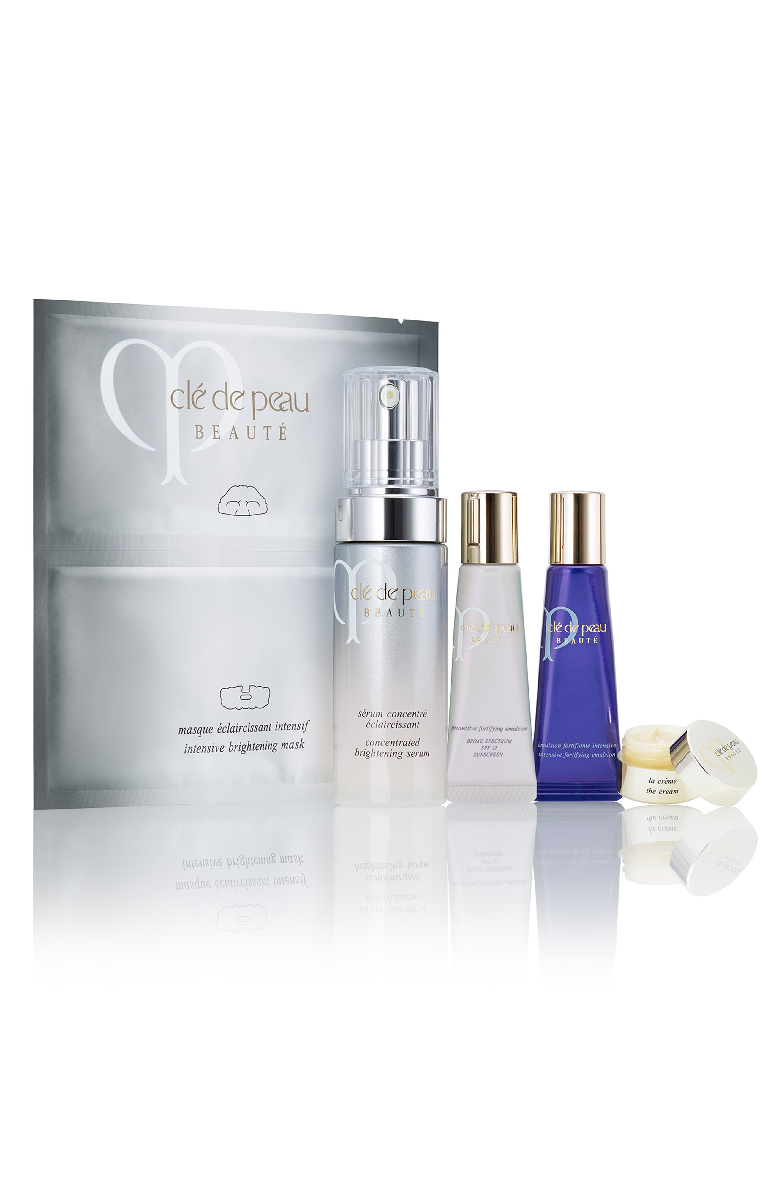 Luminous Brightening Collection,                             Main thumbnail 1, color,                             NO COLOR