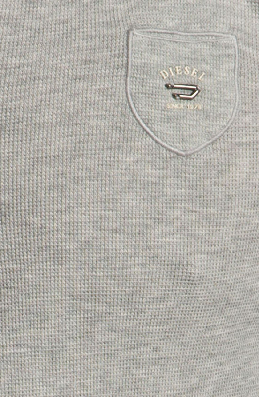 DIESEL<SUP>®</SUP>,                             'T-Spoliminia' Henley,                             Alternate thumbnail 3, color,                             026