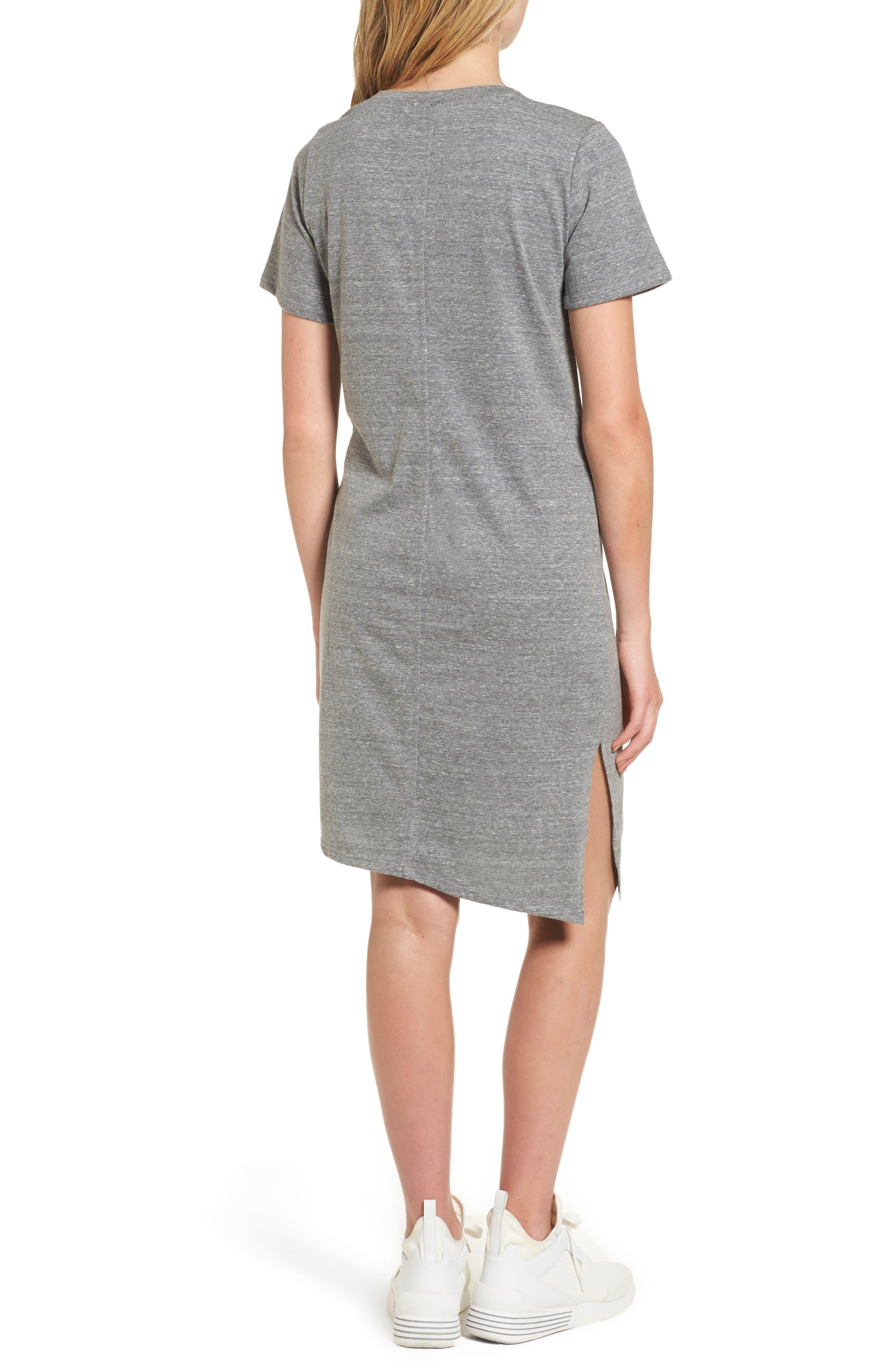 T-Shirt Dress,                             Alternate thumbnail 2, color,                             036