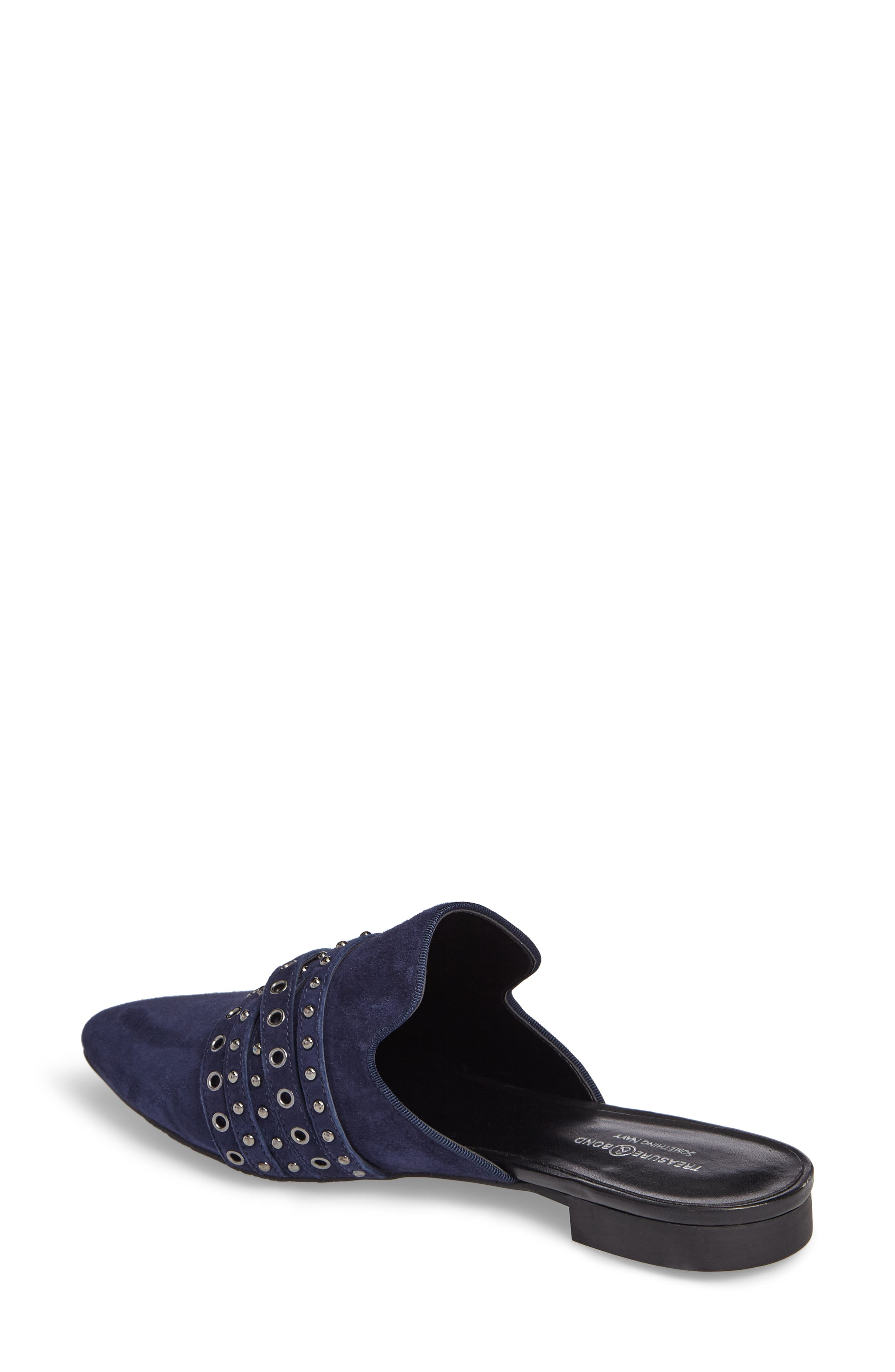 x Something Navy Kaine Strappy Mule,                             Alternate thumbnail 8, color,