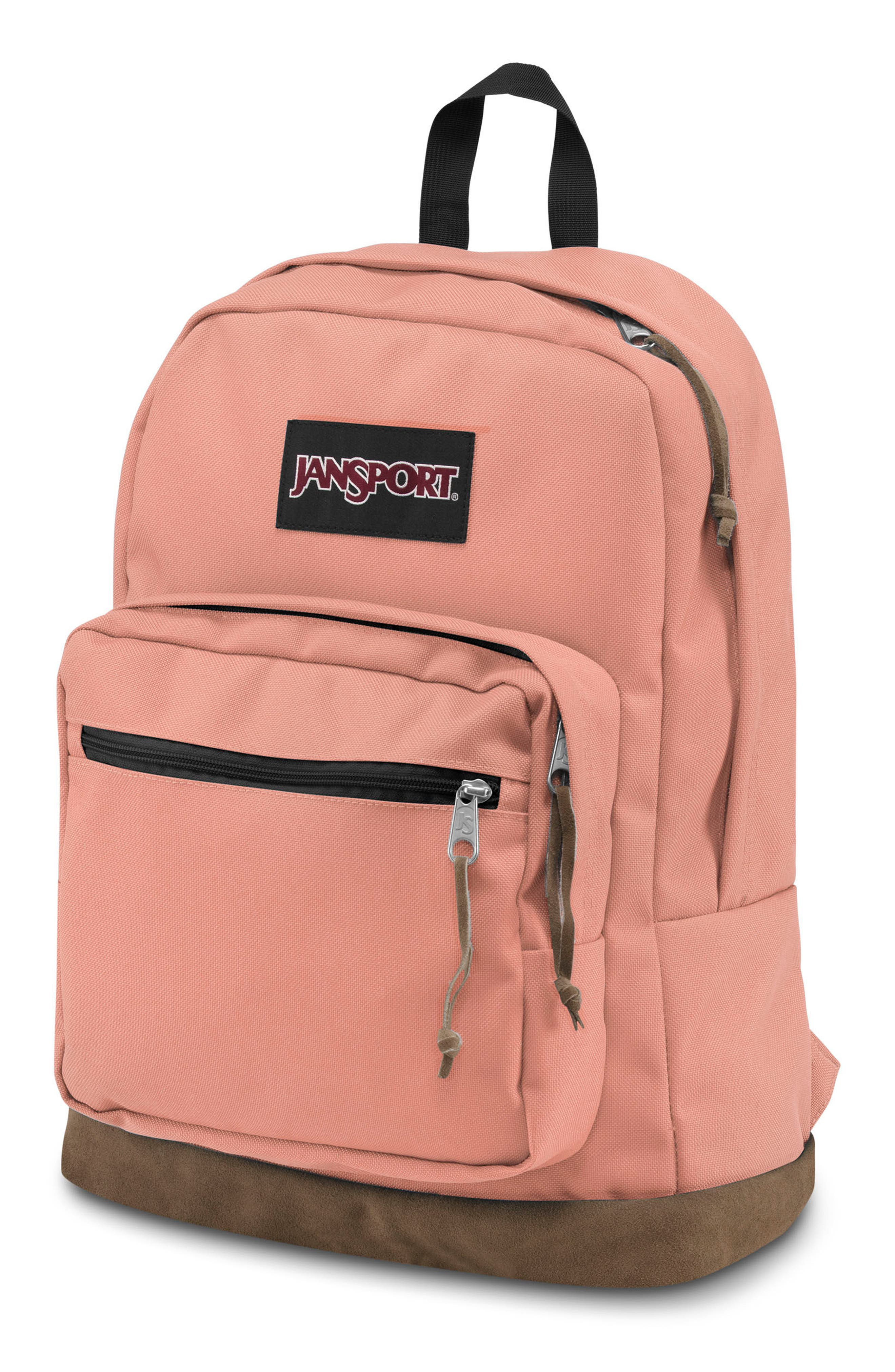Right Pack Backpack,                             Alternate thumbnail 3, color,                             MUTED CLAY