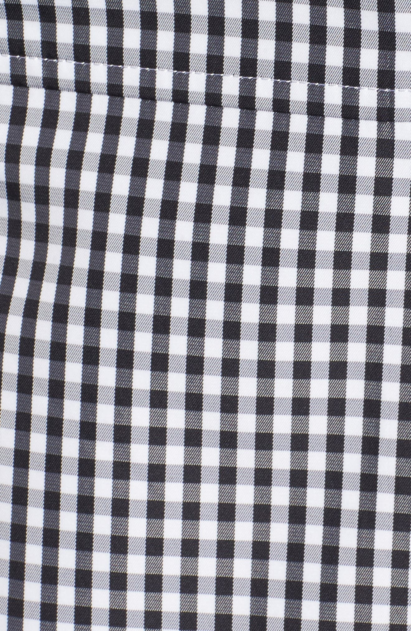 Gingham Coat,                             Alternate thumbnail 6, color,