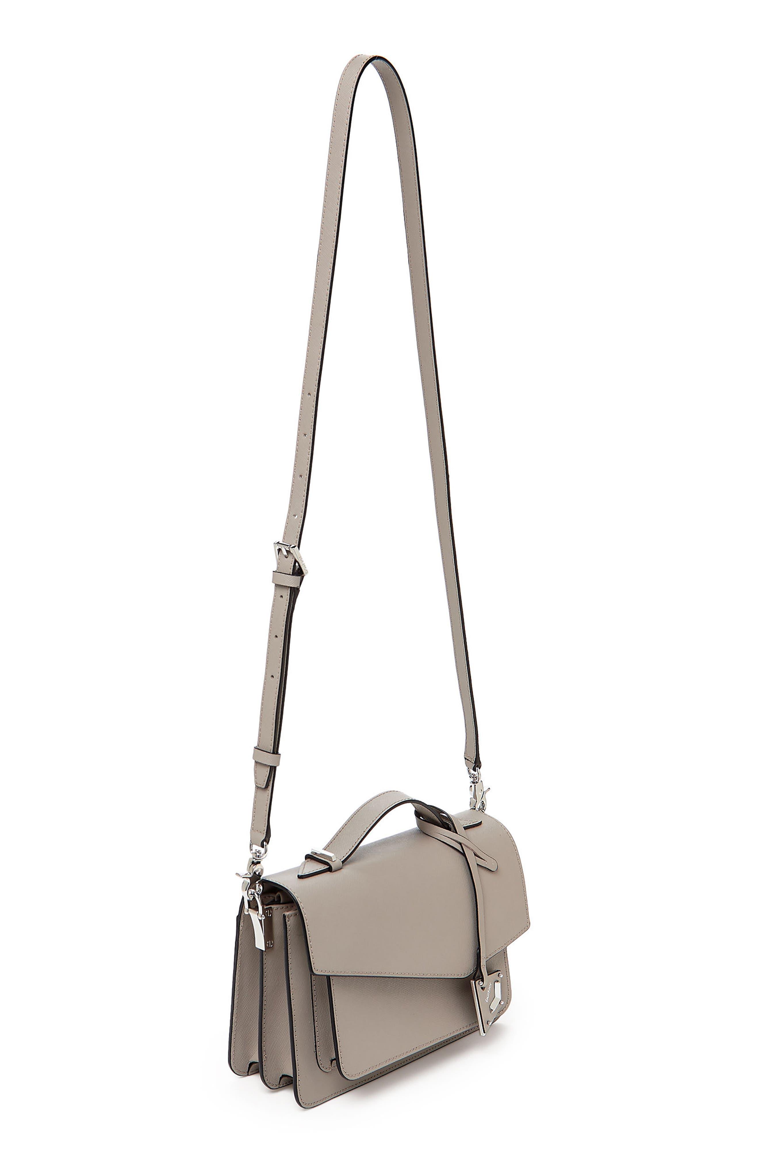 Cobble Hill Leather Crossbody Bag,                             Alternate thumbnail 80, color,