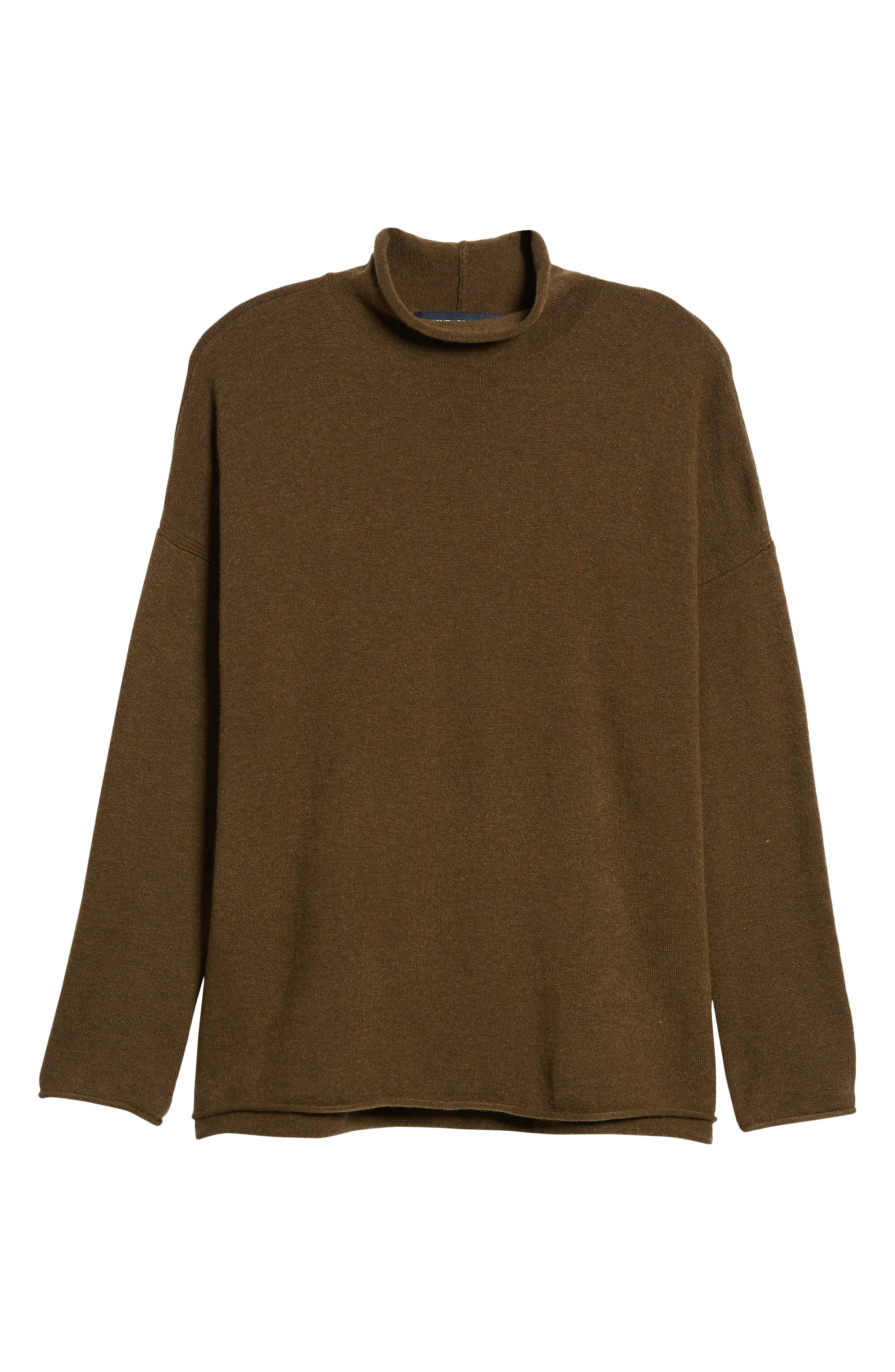 FRENCH CONNECTION,                             Ebba Sweater,                             Alternate thumbnail 6, color,                             312