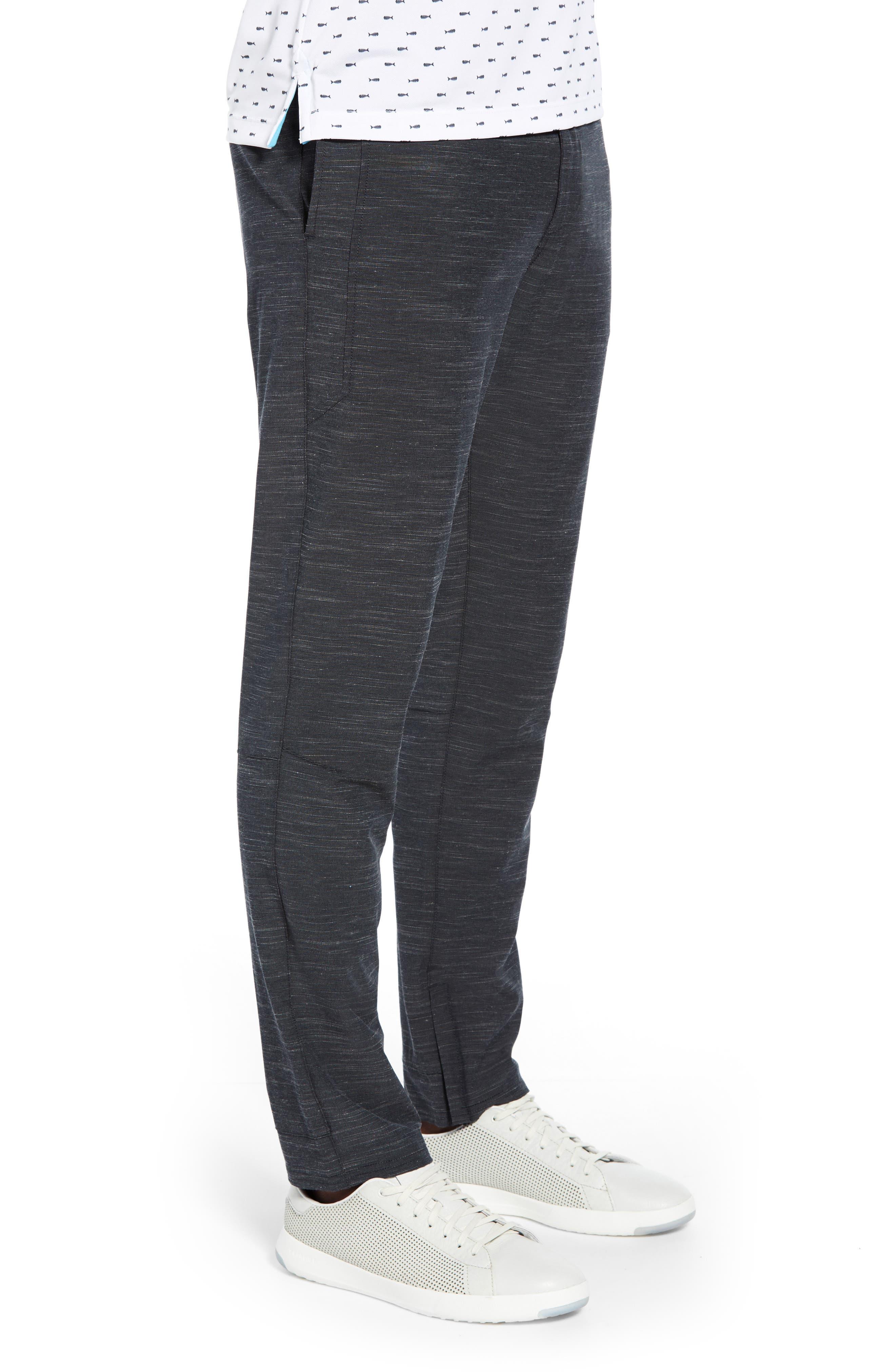 Gravity Athletic Fit Pants,                             Alternate thumbnail 3, color,                             002