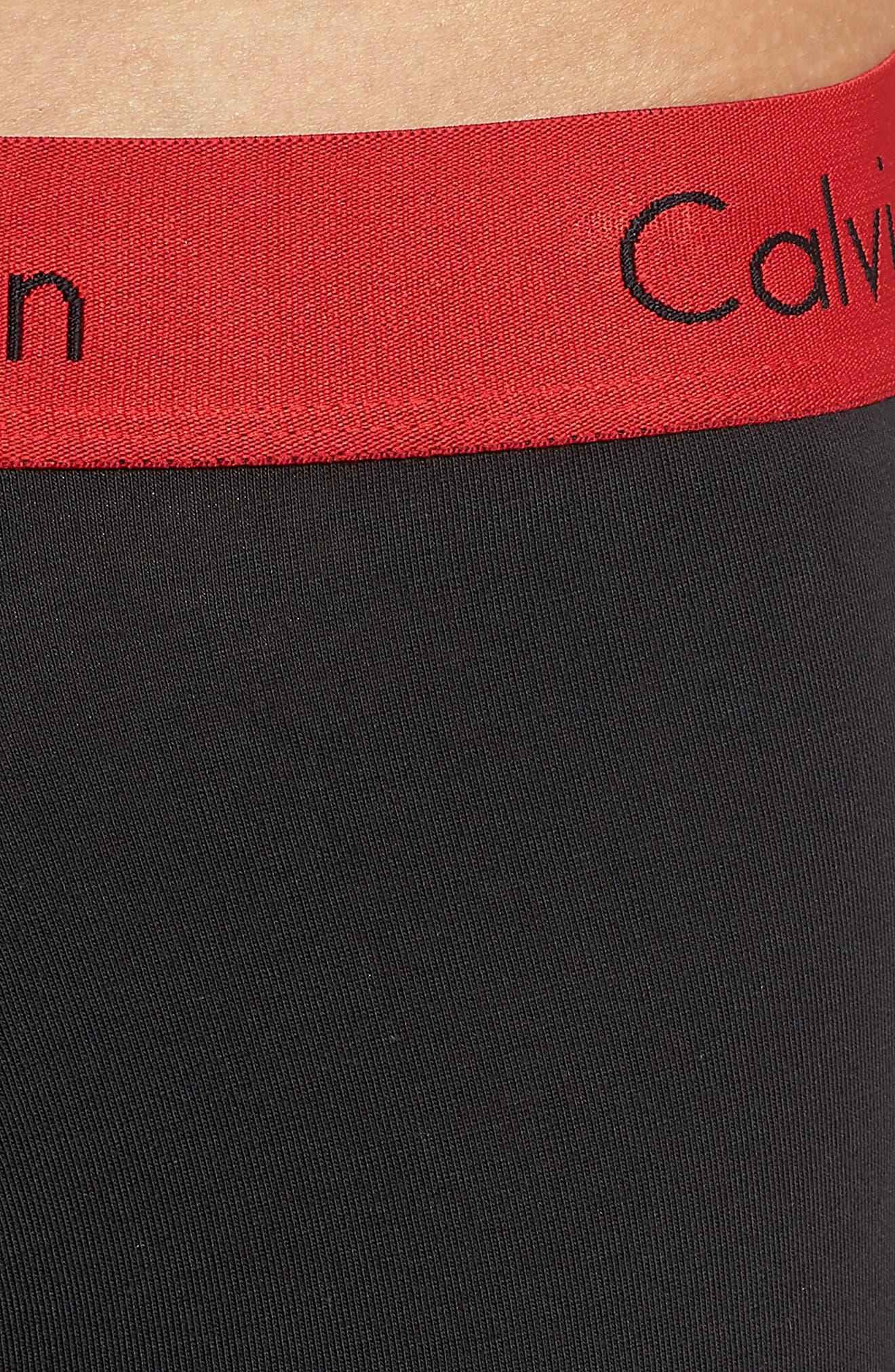 3-Pack Boxer Briefs,                             Alternate thumbnail 5, color,                             BLACK