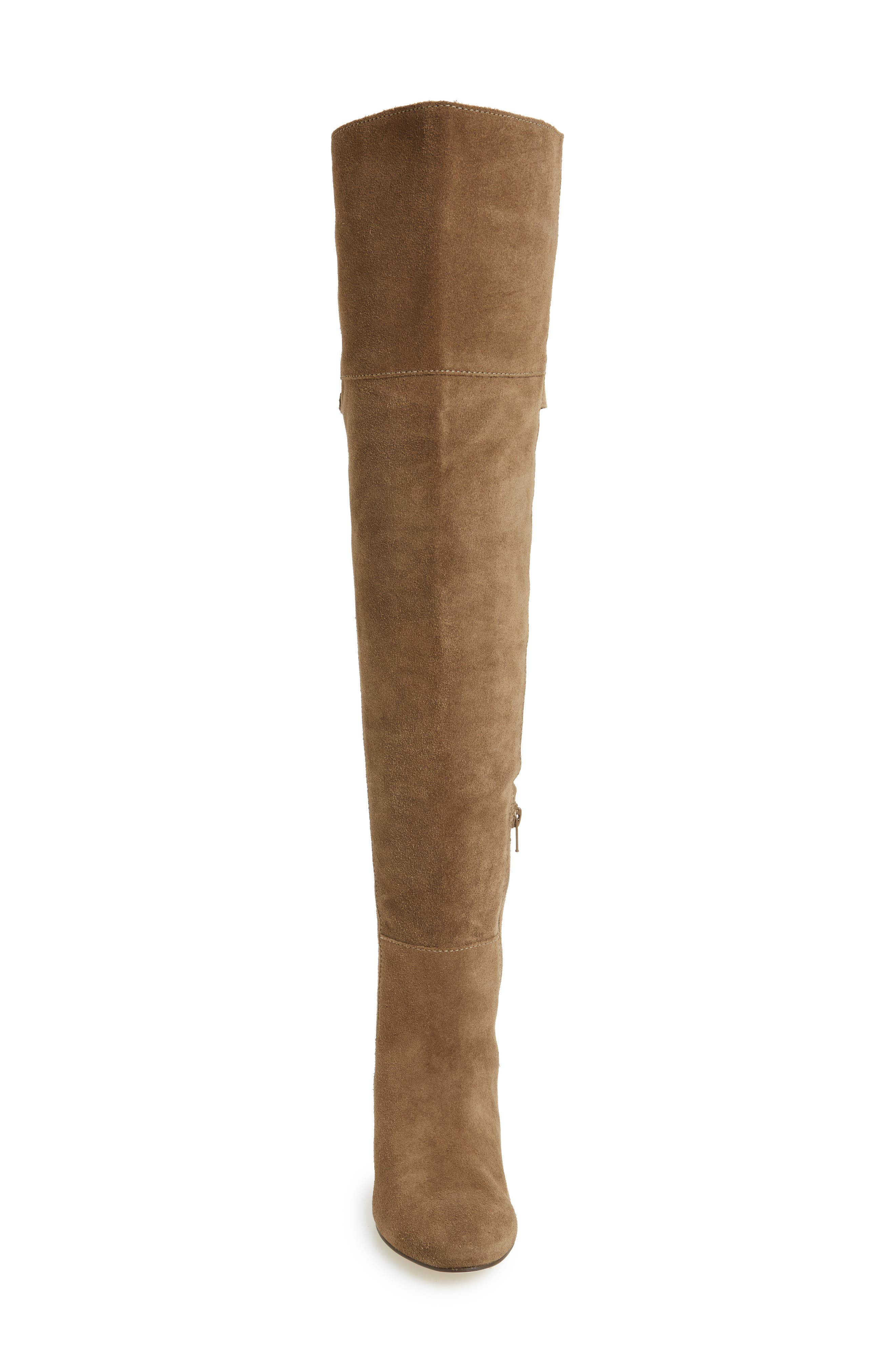 Matisse x Amuse Society Ashley Over the Knee Boot,                             Alternate thumbnail 6, color,