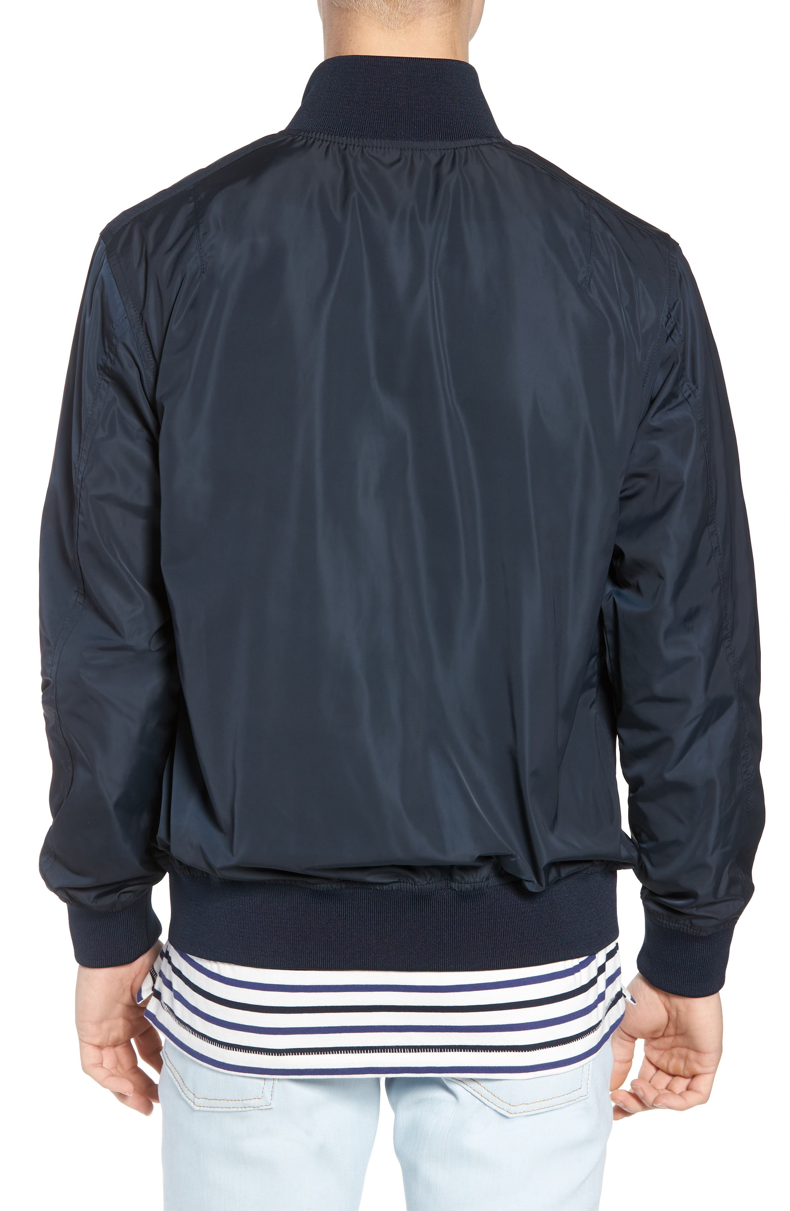 Classic Fit Track Jacket,                             Alternate thumbnail 2, color,                             401