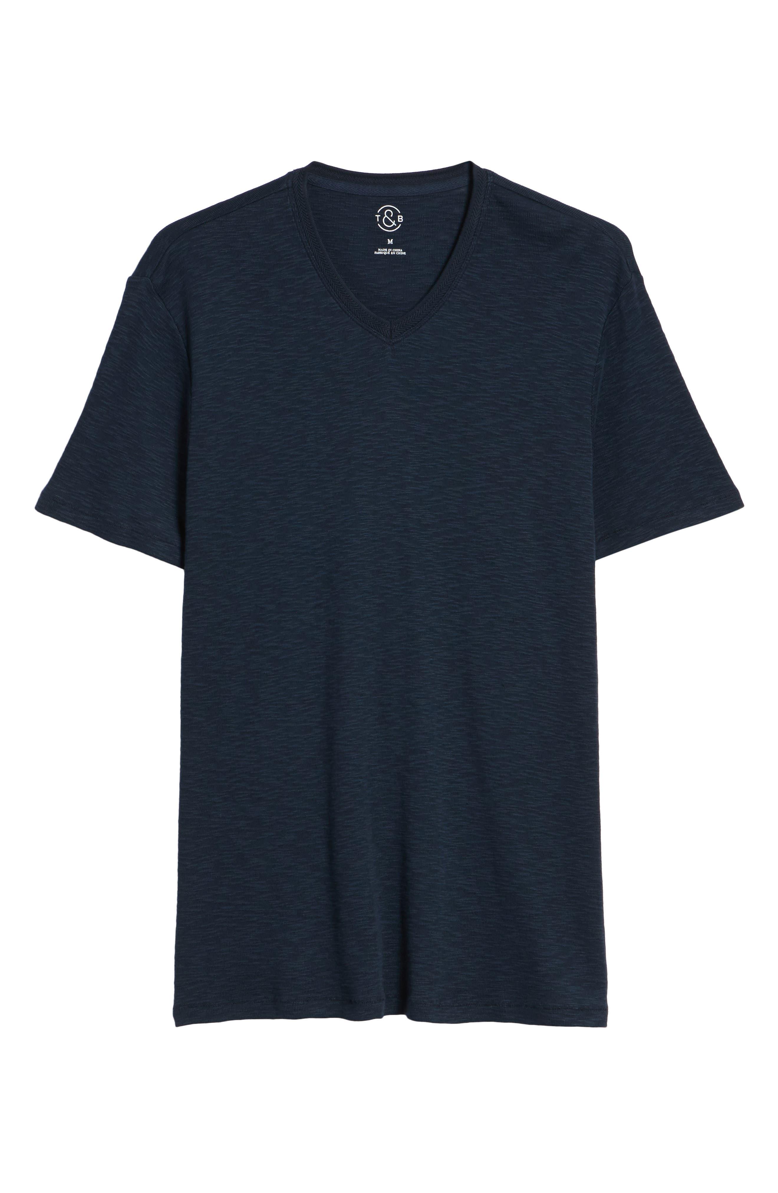 Capitola V-Neck T-Shirt,                             Alternate thumbnail 26, color,