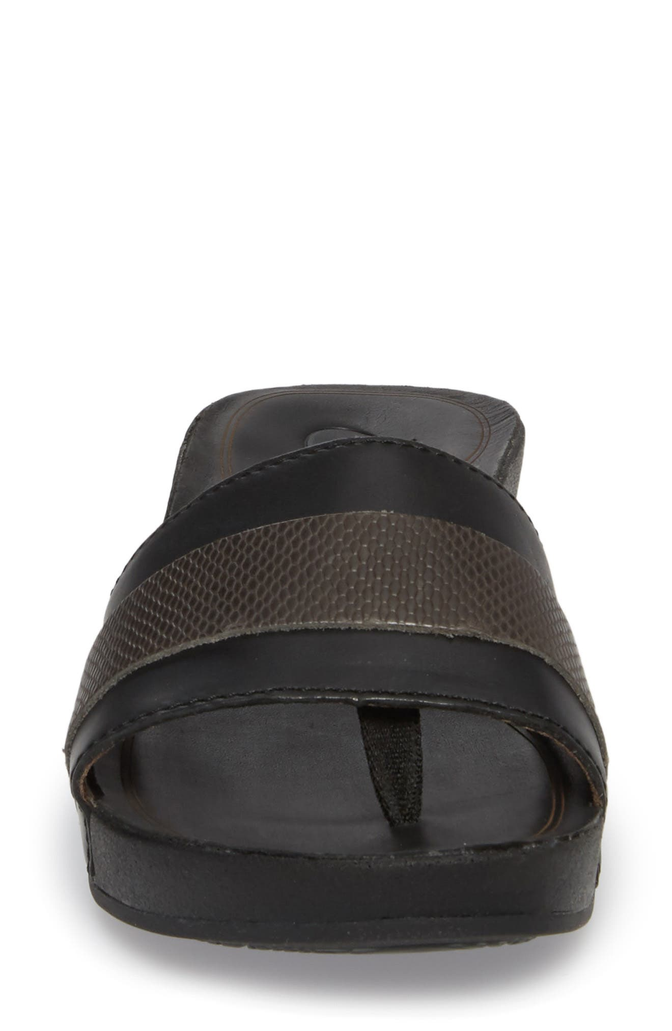 Ola Huna Wedge Sandal,                             Alternate thumbnail 4, color,                             020