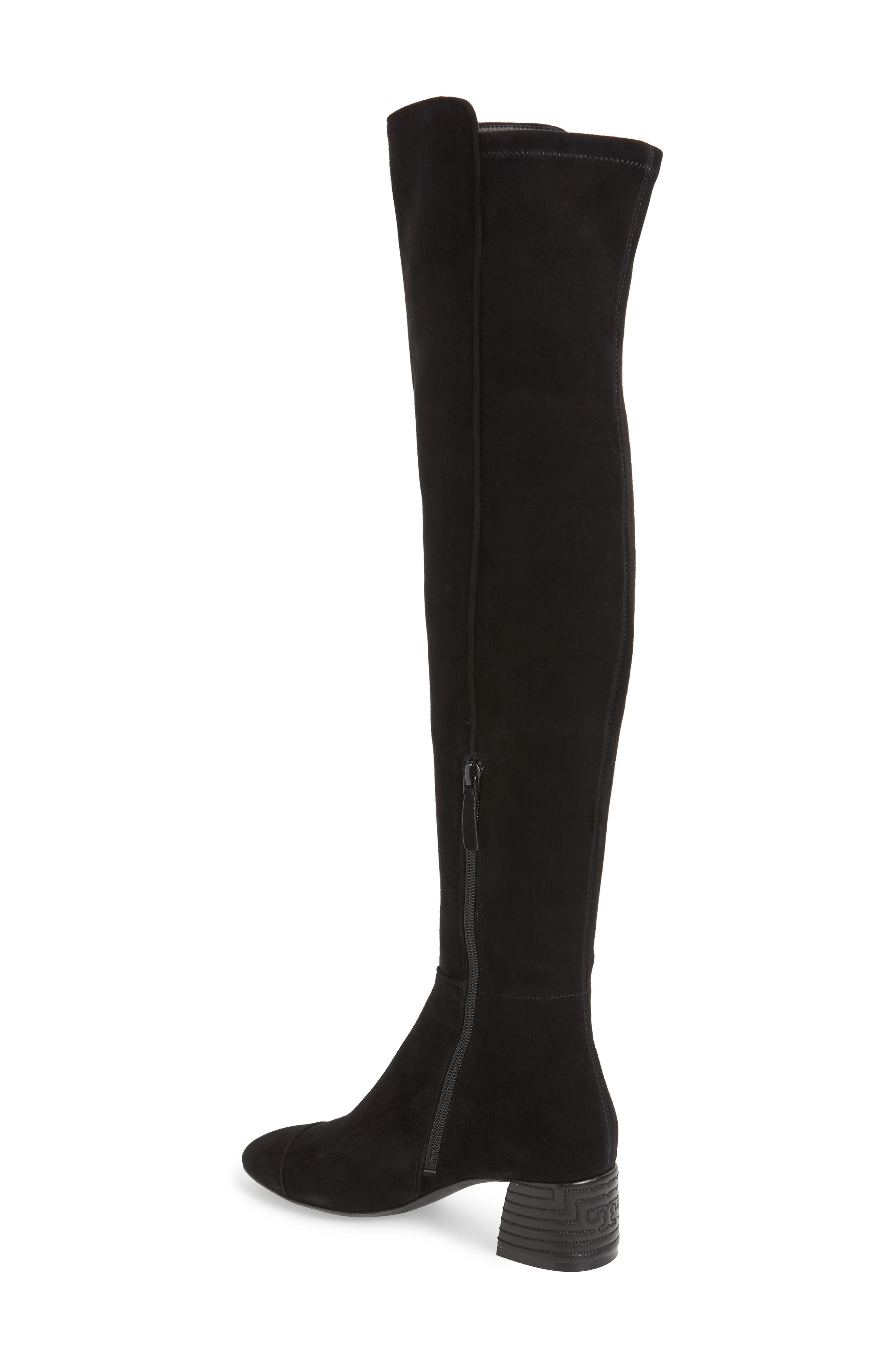 Nina Over the Knee Boot,                             Alternate thumbnail 2, color,                             006
