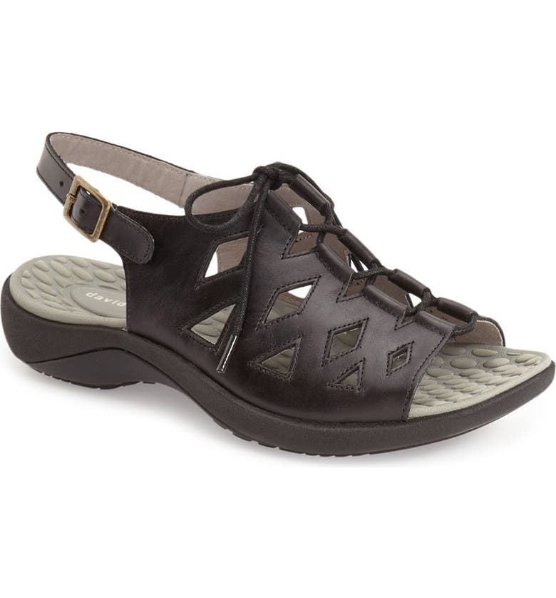 a0fea4a5d14 David Tate  Dallas  Tie Sandal (Women)