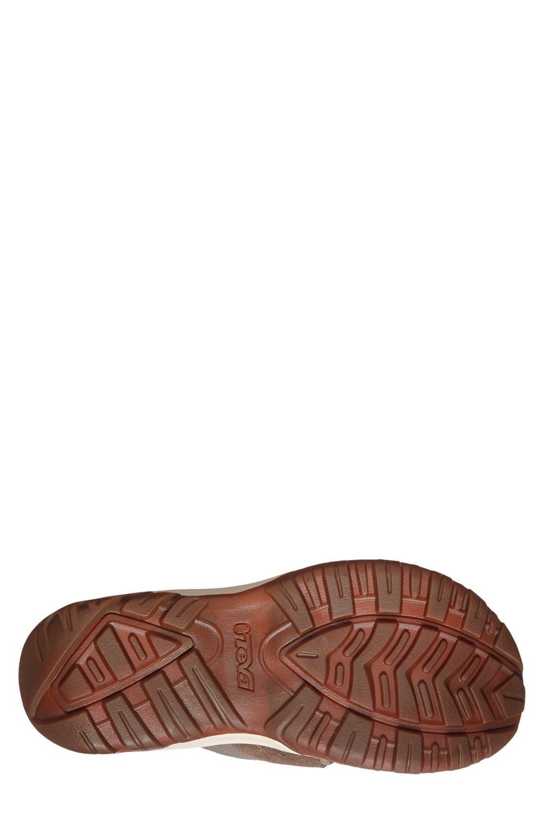 'Pajaro' Sandal,                             Alternate thumbnail 4, color,                             200