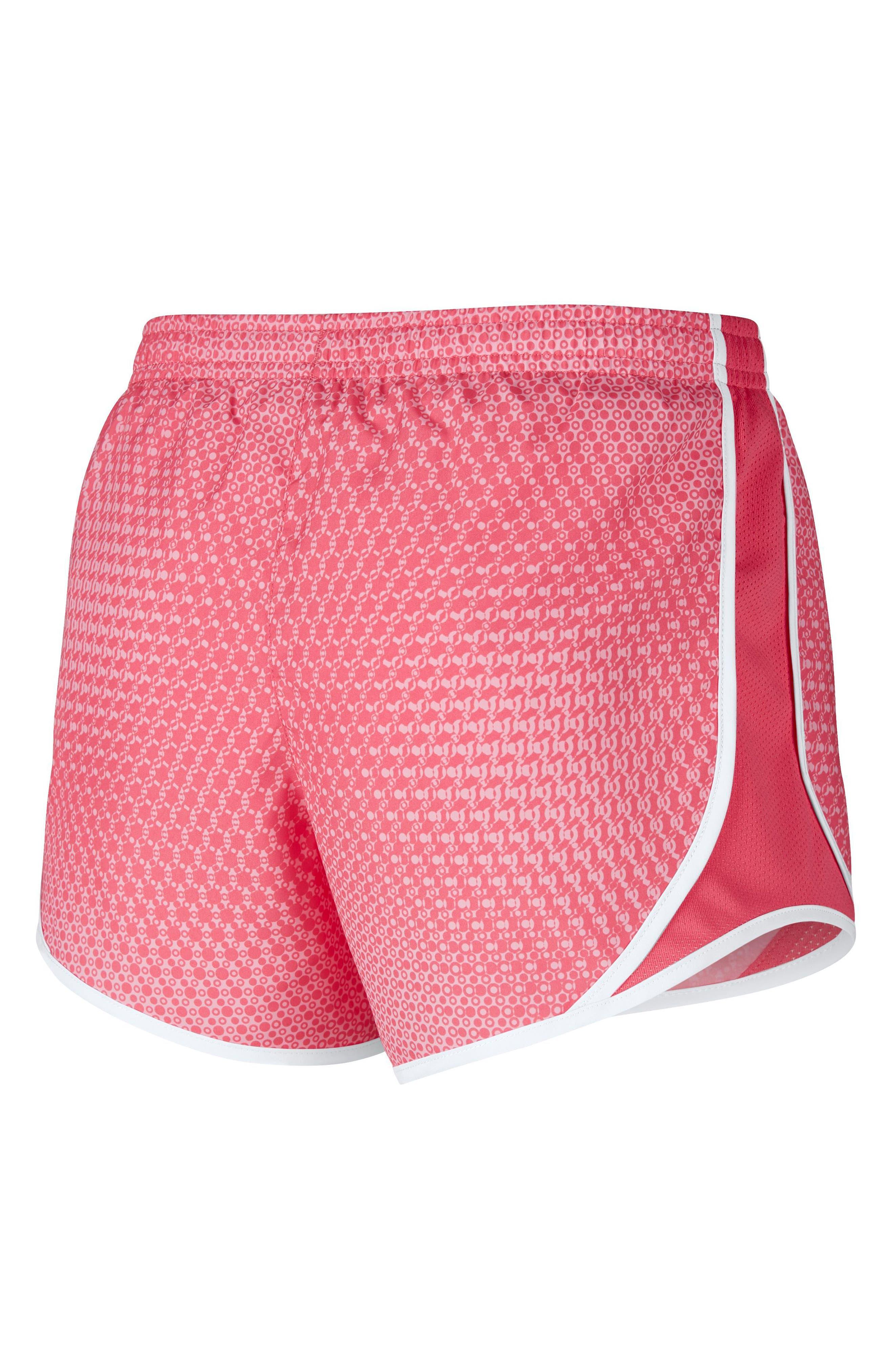Dry Tempo Shorts,                             Alternate thumbnail 2, color,                             PINK NEBULA/ WHITE