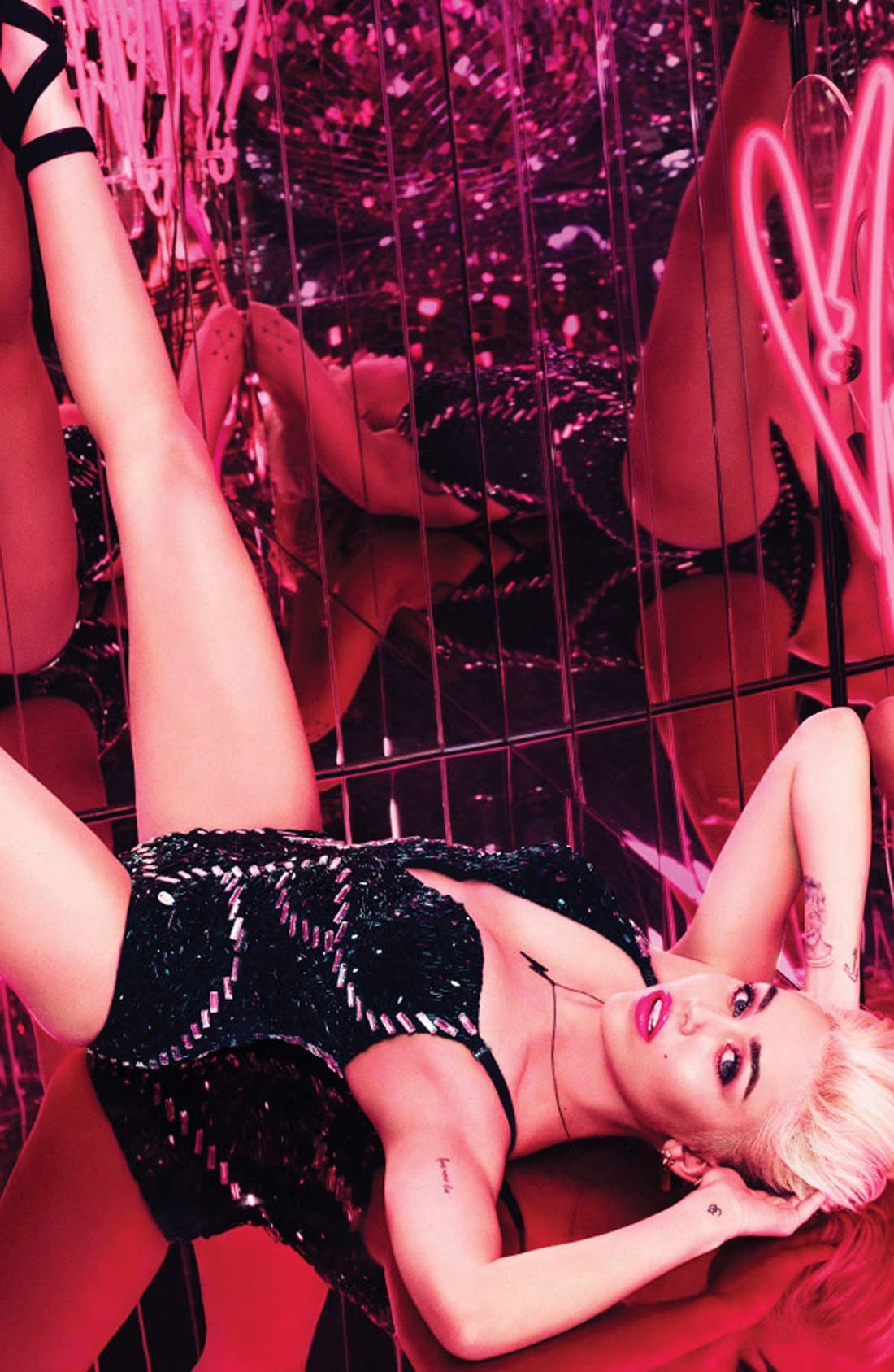 M·A·C 'Viva Glam Miley Cyrus' Lipstick,                             Alternate thumbnail 2, color,                             650
