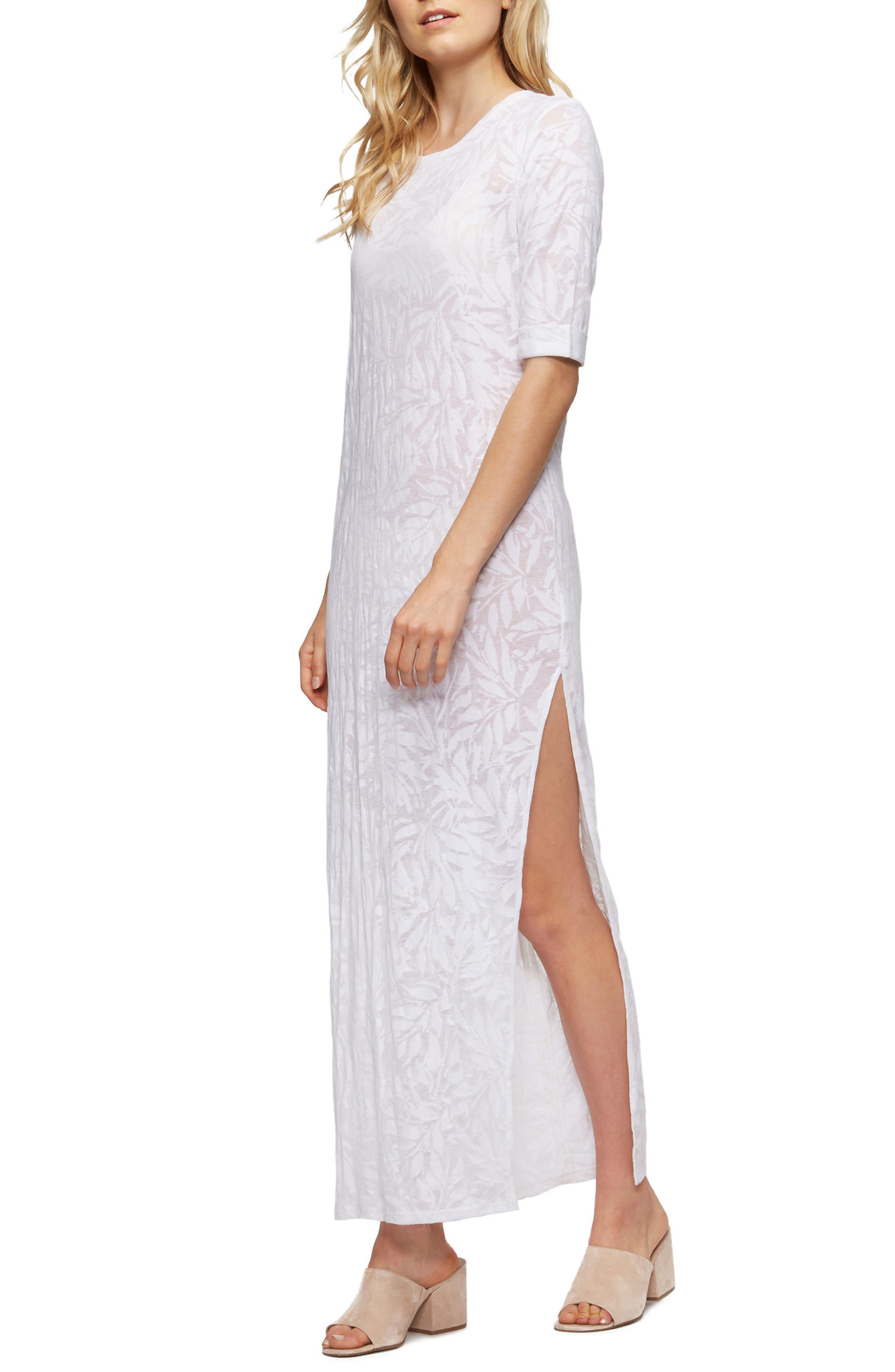 Finn Cover-Up Maxi Dress,                             Alternate thumbnail 6, color,