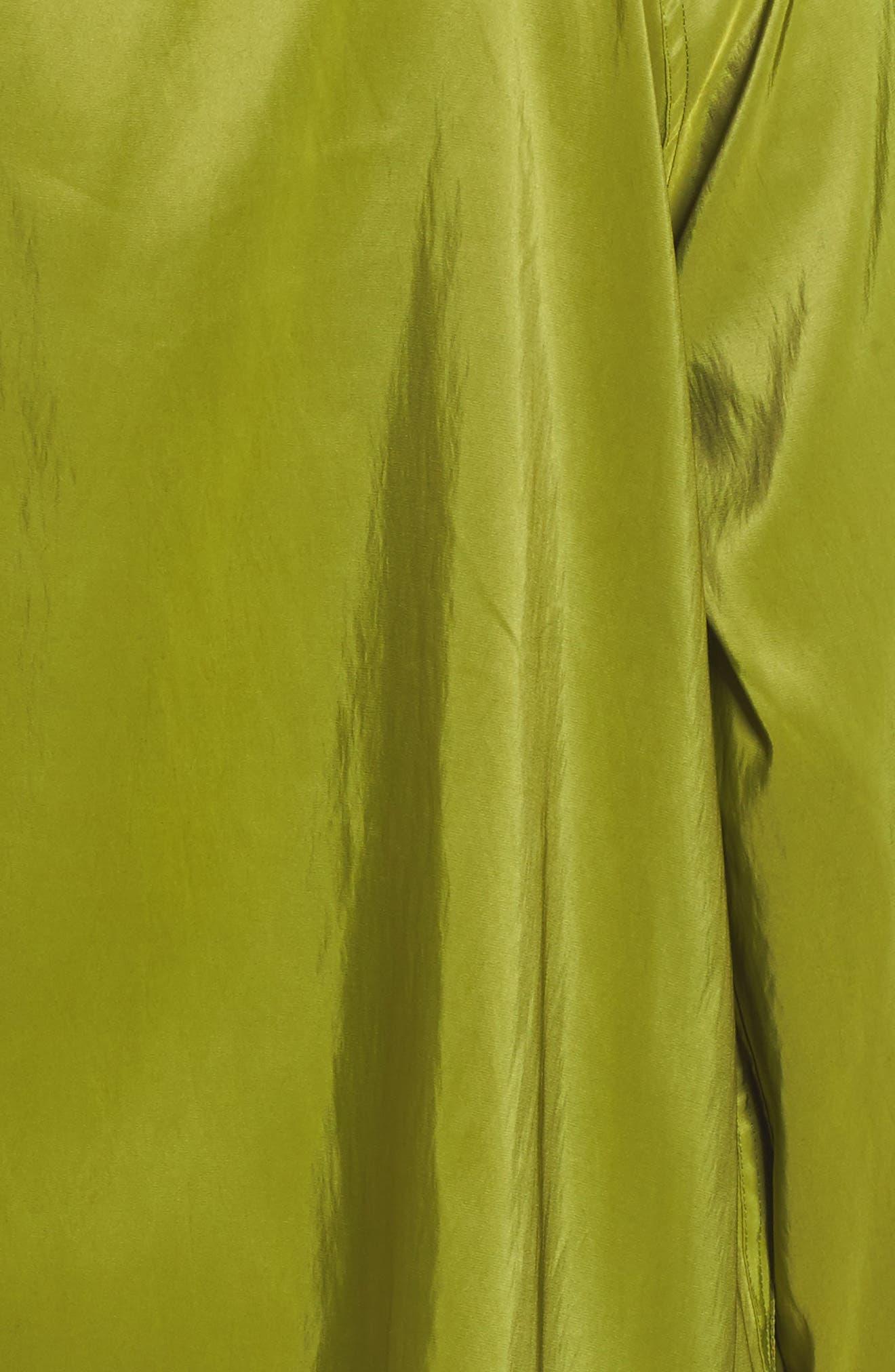 'Mini Donatella' Reversible Pleat Hood Packable Travel Coat,                             Alternate thumbnail 6, color,                             316