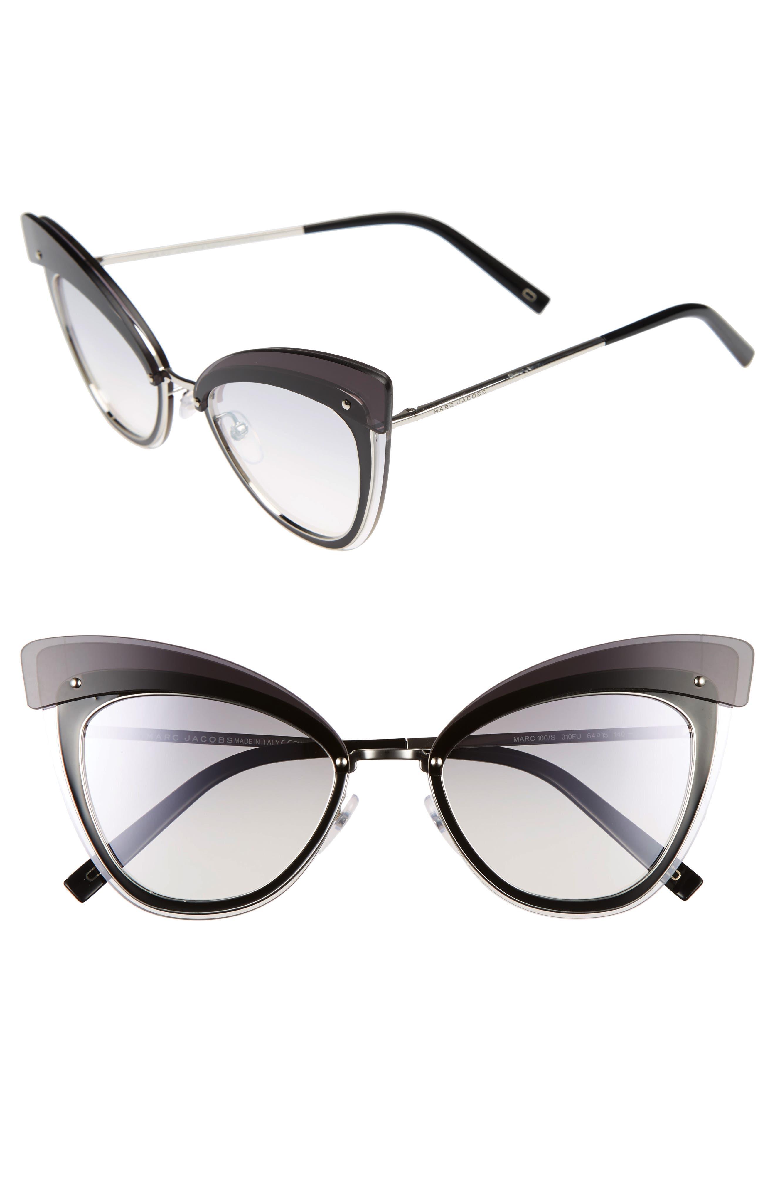 64mm Sunglasses,                             Alternate thumbnail 2, color,                             041
