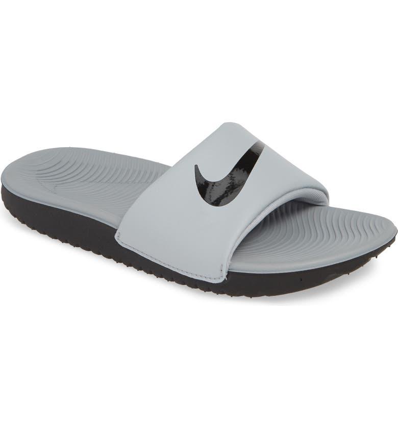 bcb8317b1 Nike  Kawa  Slide Sandal (Toddler