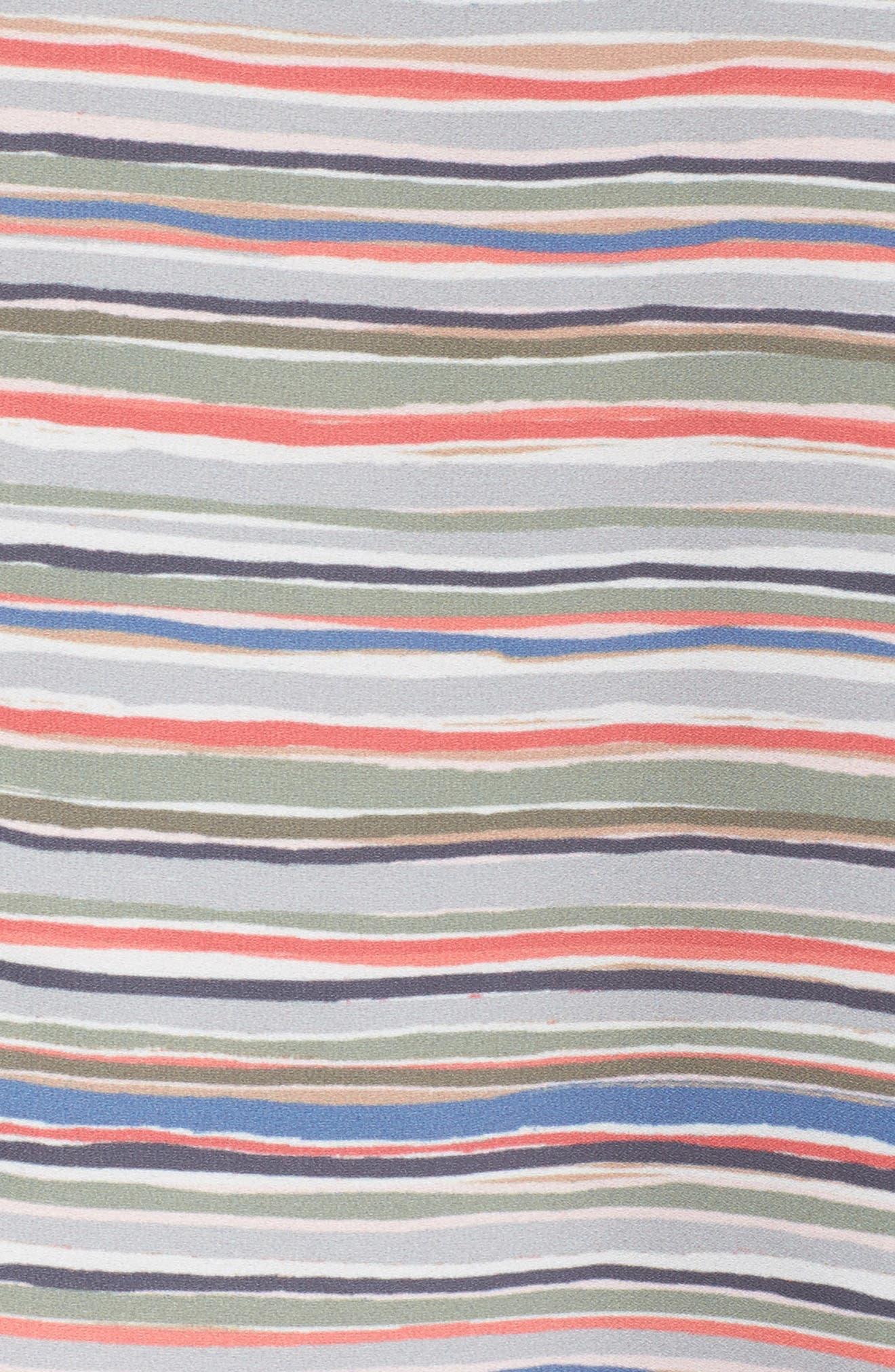 Cabana Stripe Tank,                             Alternate thumbnail 5, color,                             609