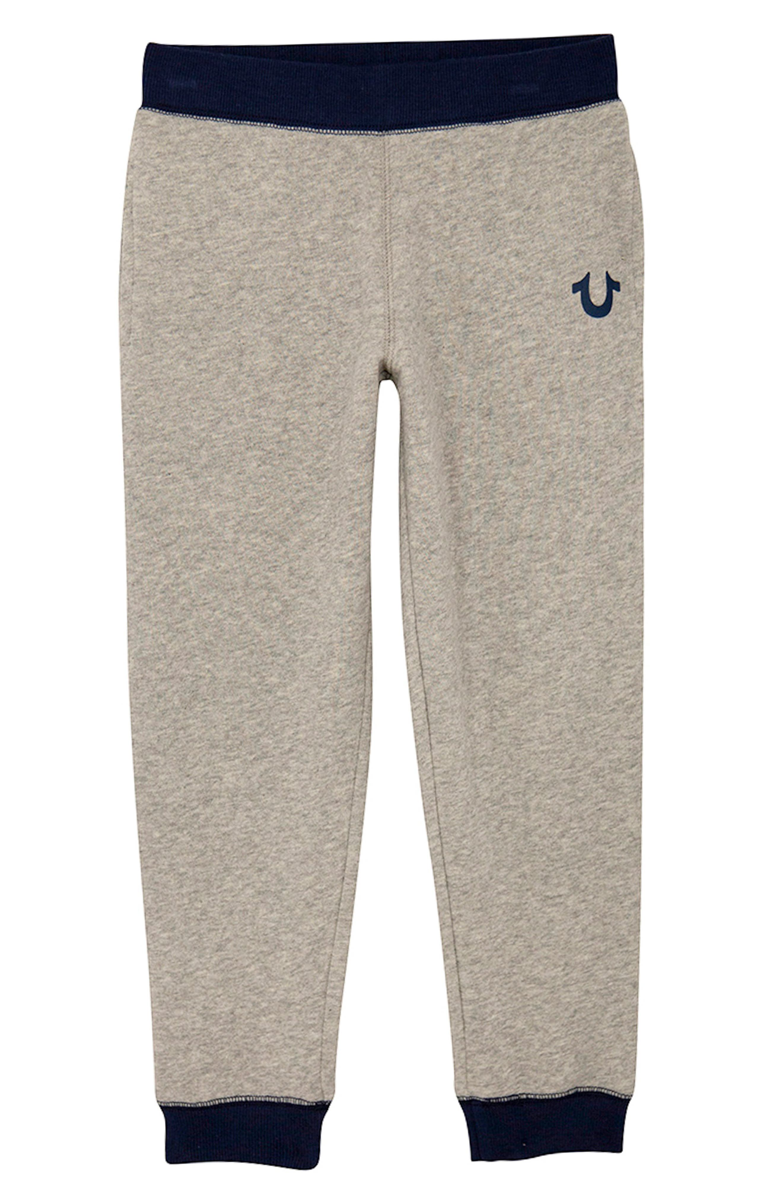 Jogger Pants, Main, color, HEATHER GREY