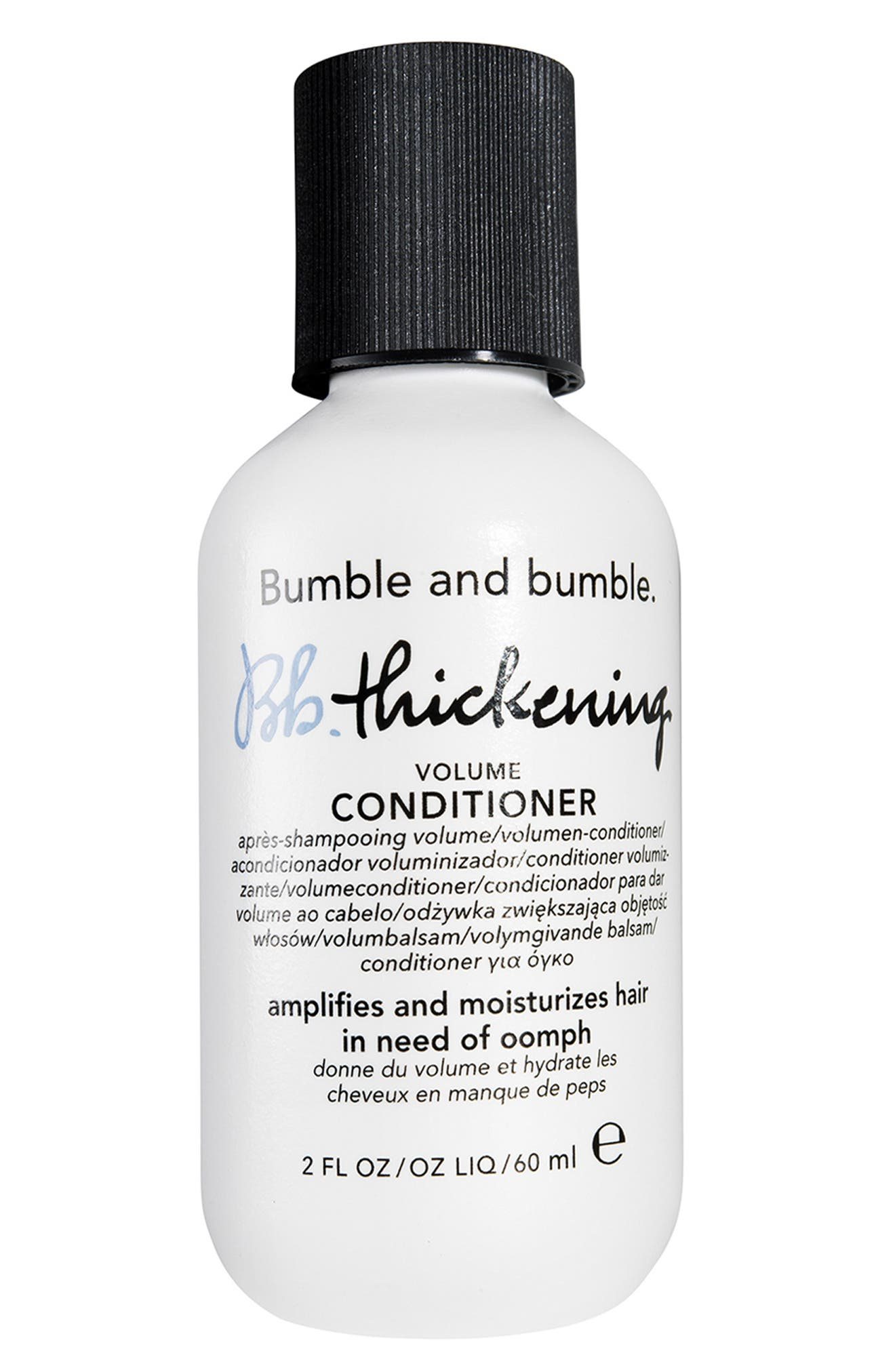BUMBLE AND BUMBLE,                             Thickening Volume Conditioner,                             Alternate thumbnail 6, color,                             NO COLOR