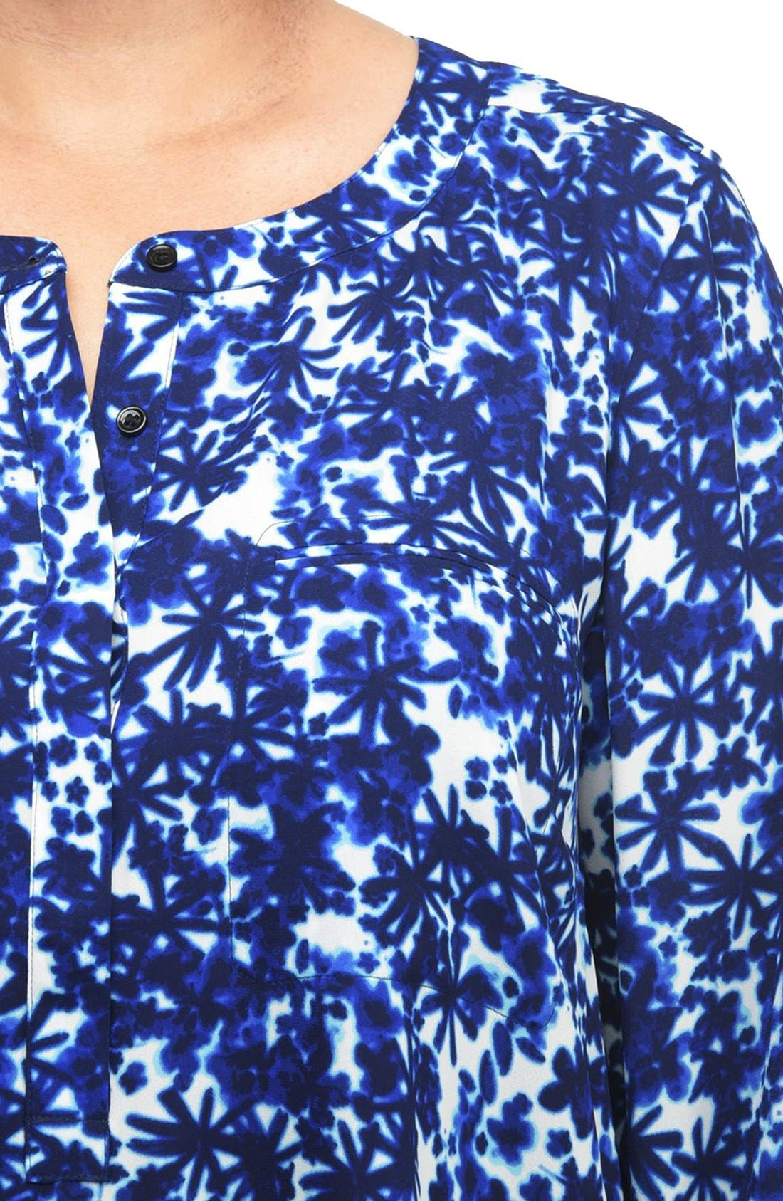 Henley Top,                             Alternate thumbnail 238, color,