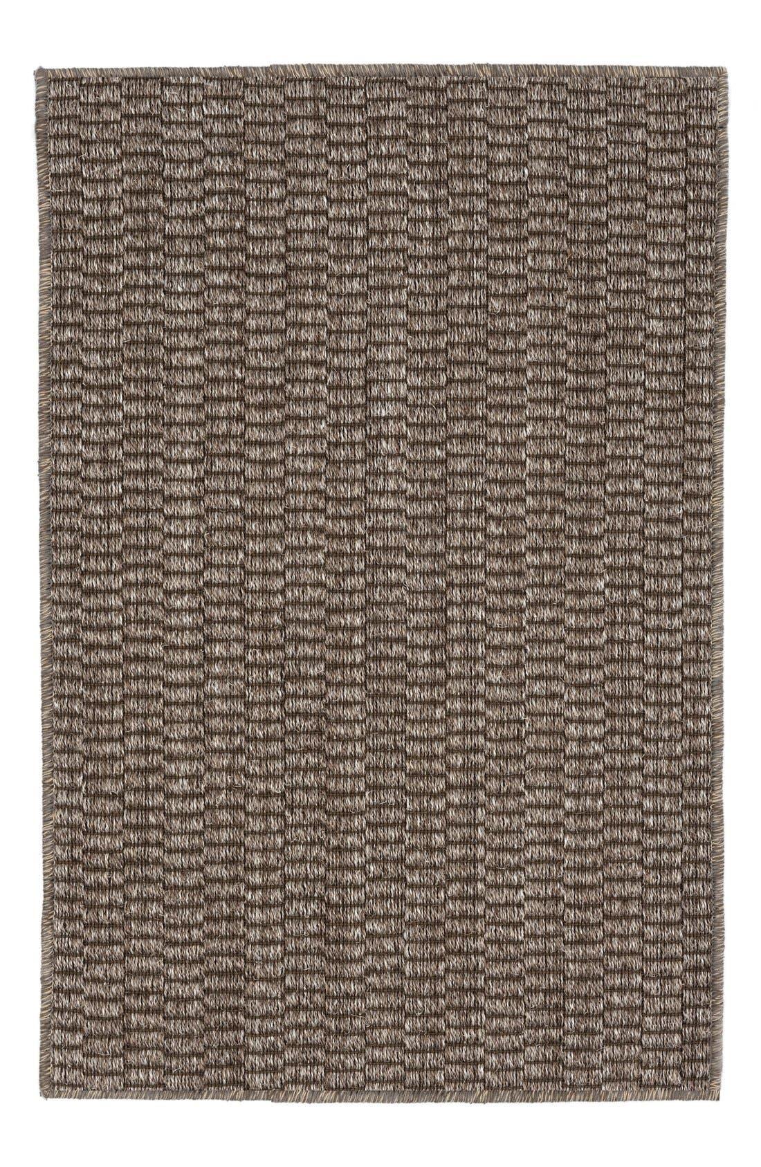 Wicker Rug,                         Main,                         color, GREIGE