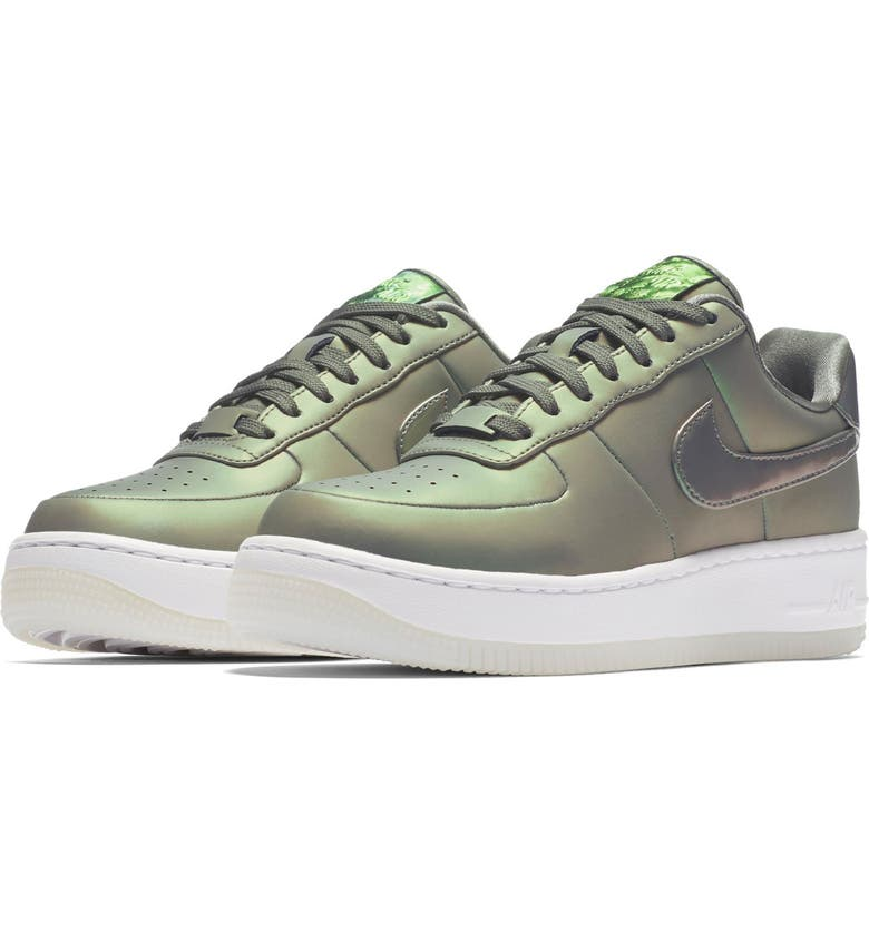 promo code 467f4 95f3f NIKE Air Force 1 Upstep Premium LX Shoe, Main, color, 252