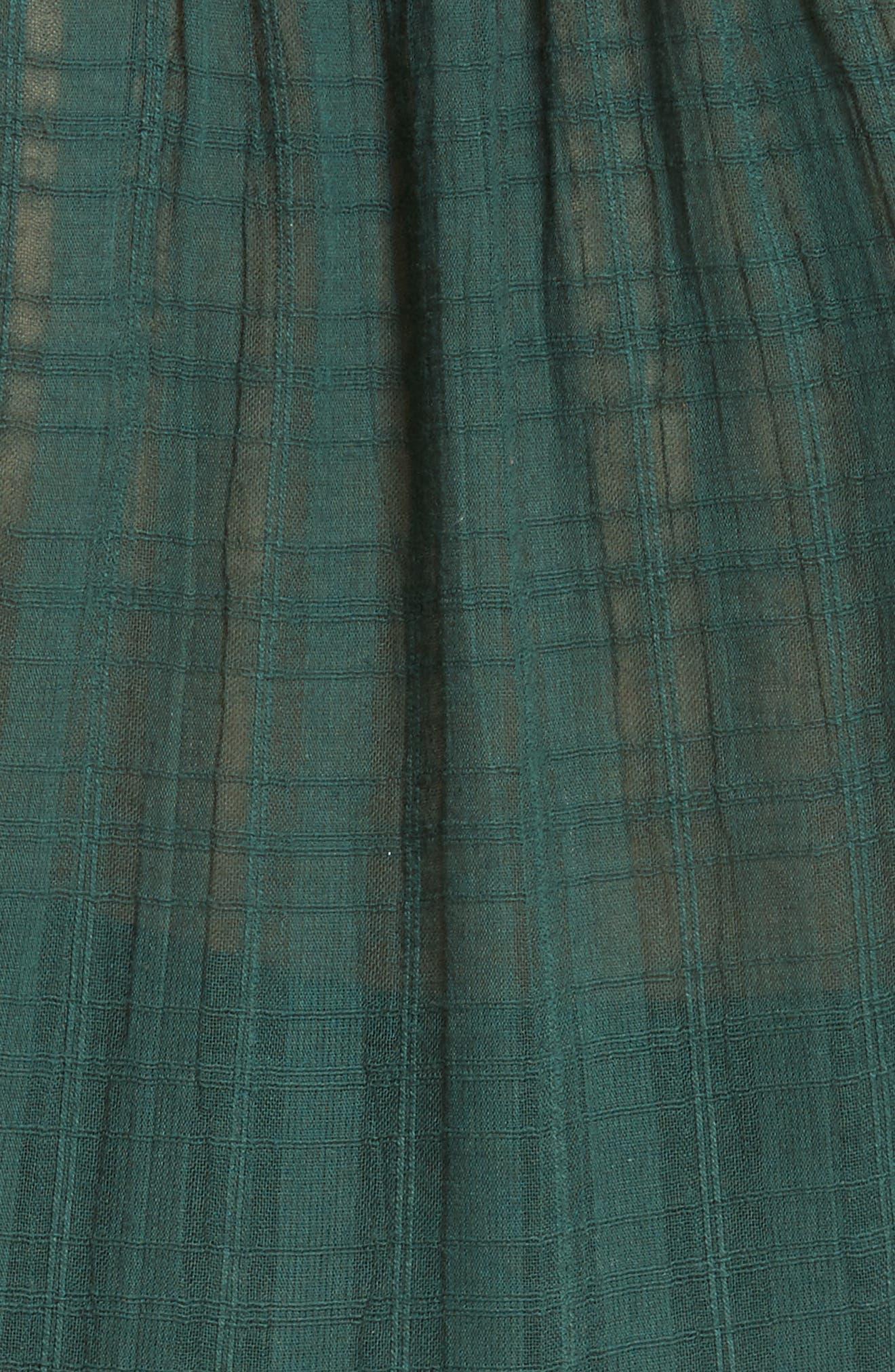 Emerald City Shift Dress,                             Alternate thumbnail 6, color,                             300