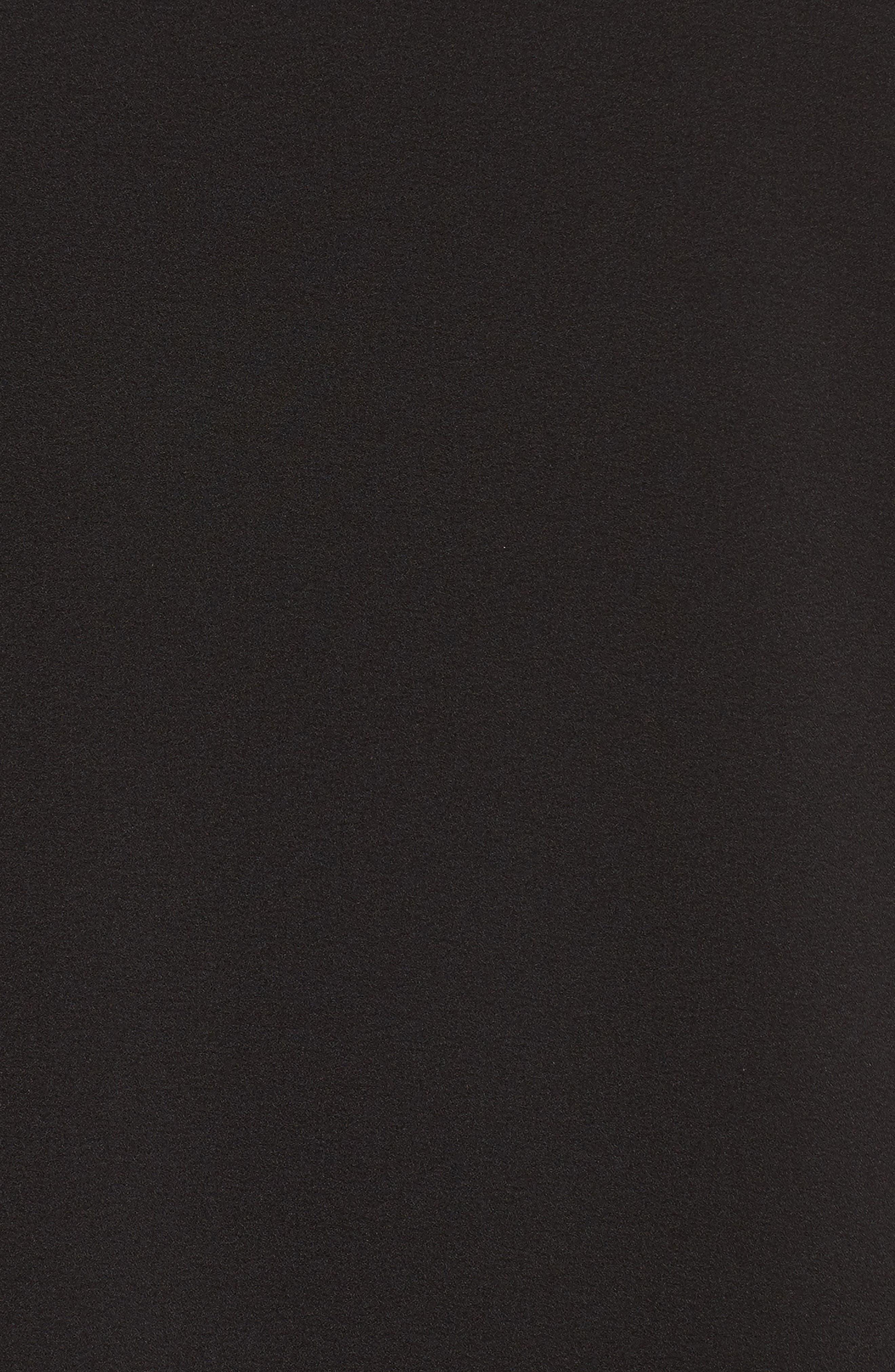 Emerson Shift Dress,                             Alternate thumbnail 5, color,                             001