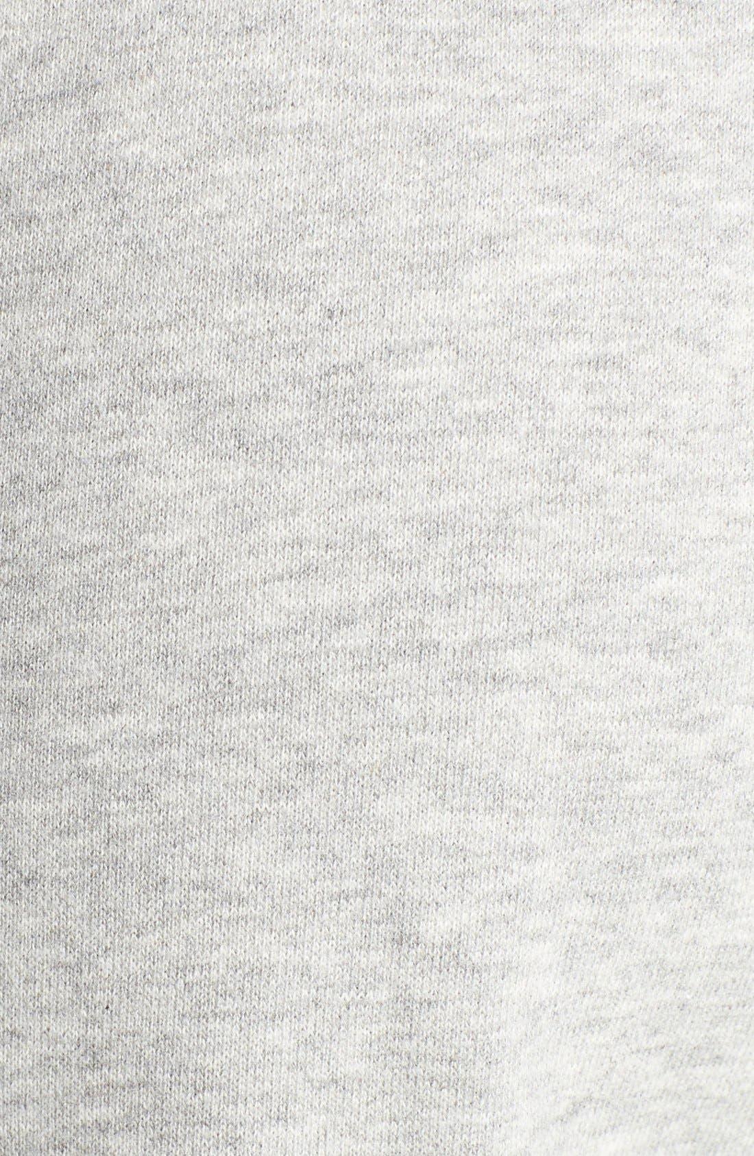Slim Cuffed Track Pants,                             Alternate thumbnail 4, color,                             035