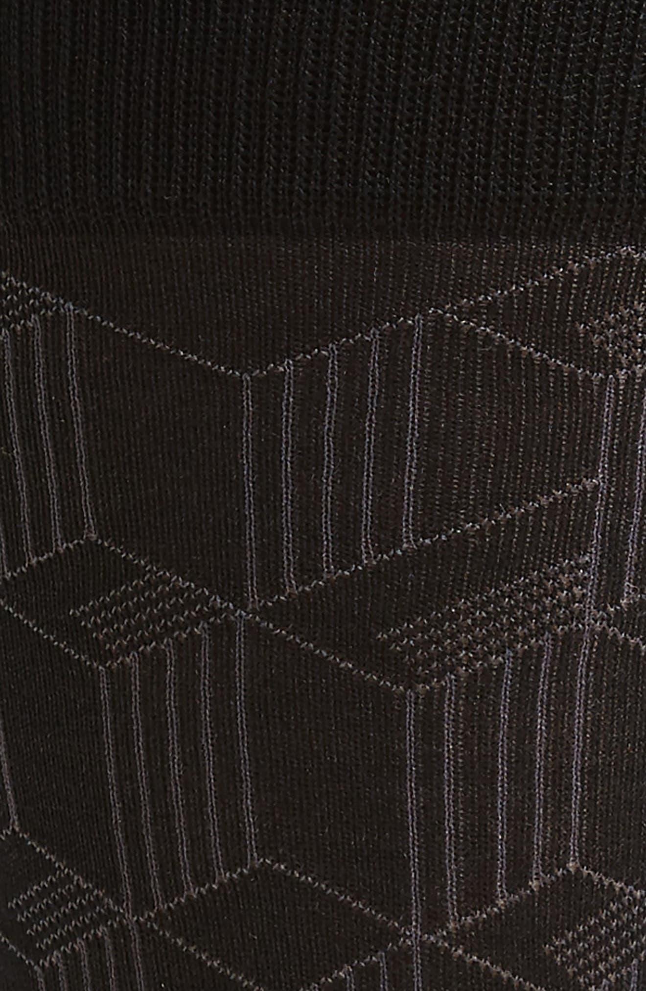 JOHN W. NORDSTROM<SUP>®</SUP>,                             Tumbling Blocks Socks,                             Alternate thumbnail 2, color,                             021