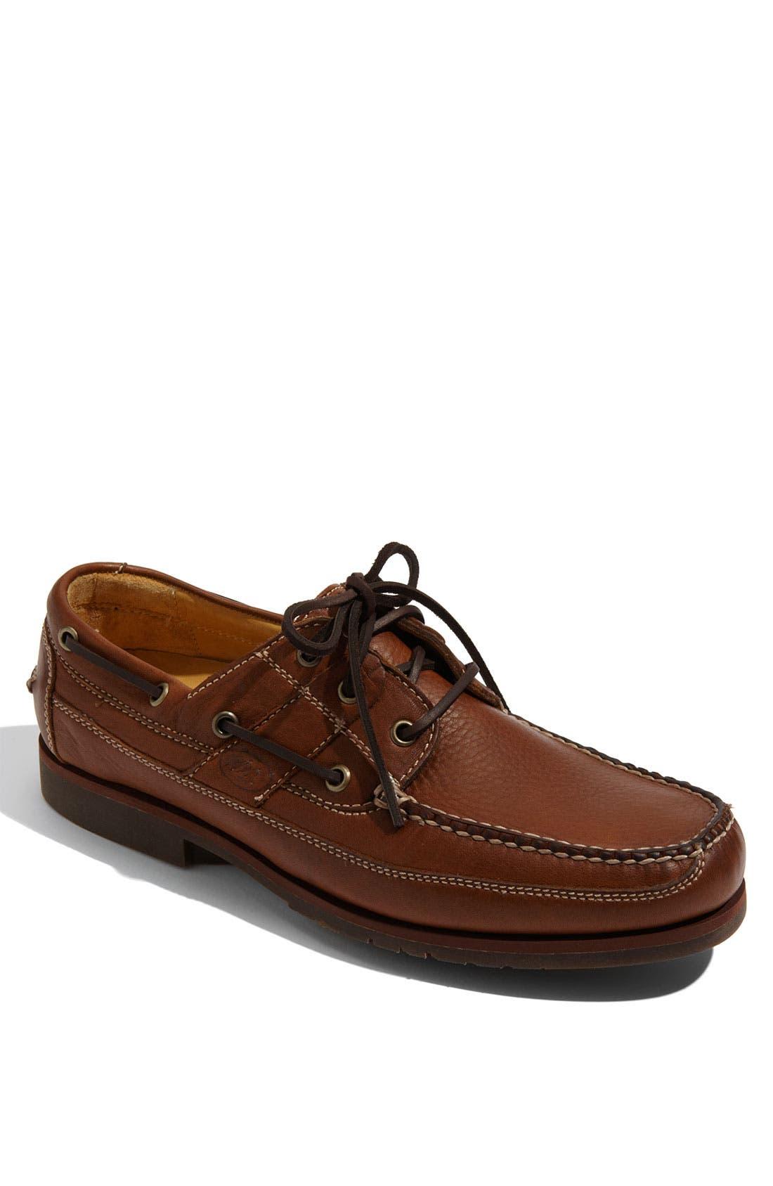 'Bridgeport' Boat Shoe,                             Main thumbnail 1, color,