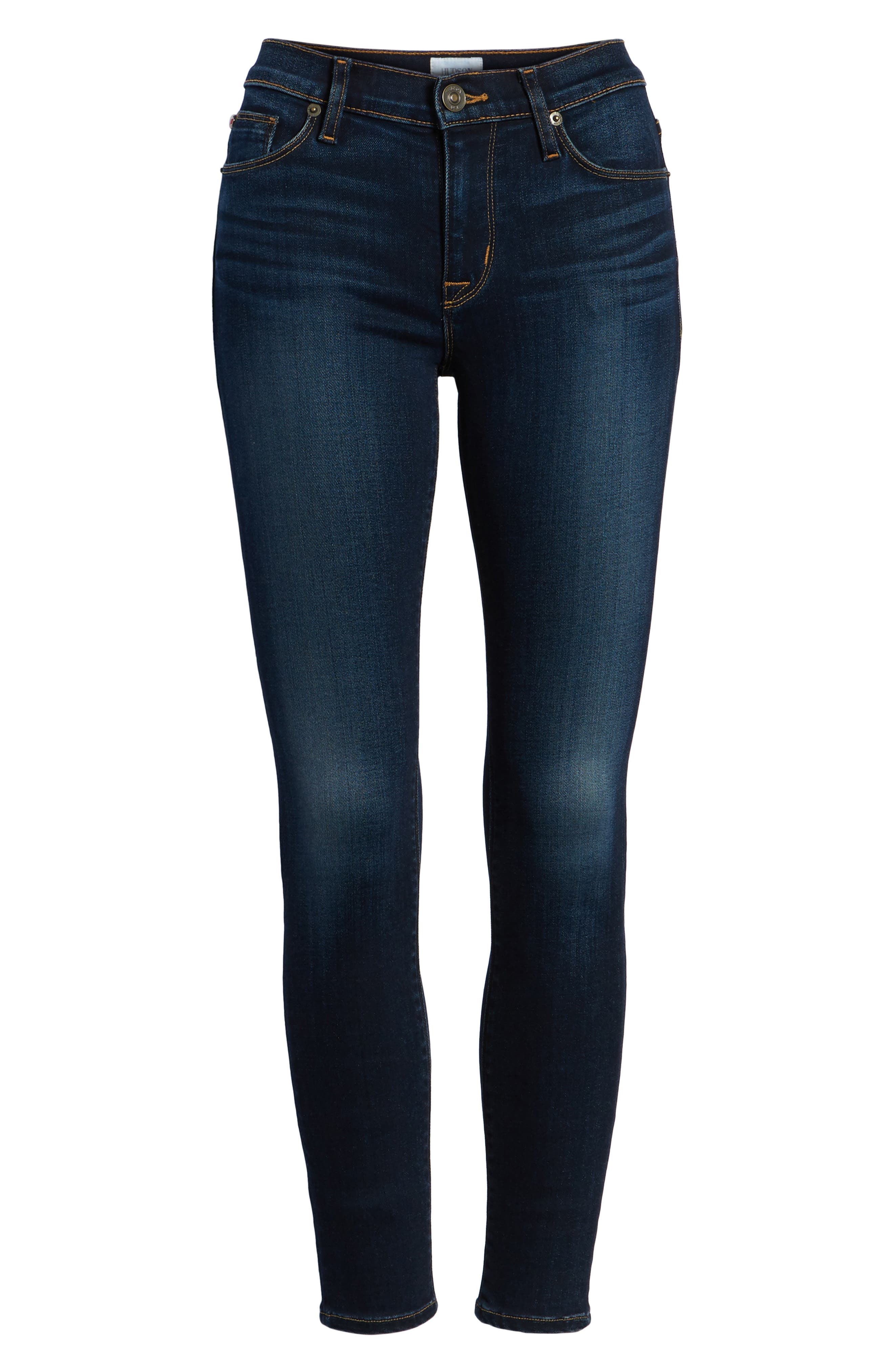 'Nico' Ankle Skinny Jeans,                             Alternate thumbnail 37, color,