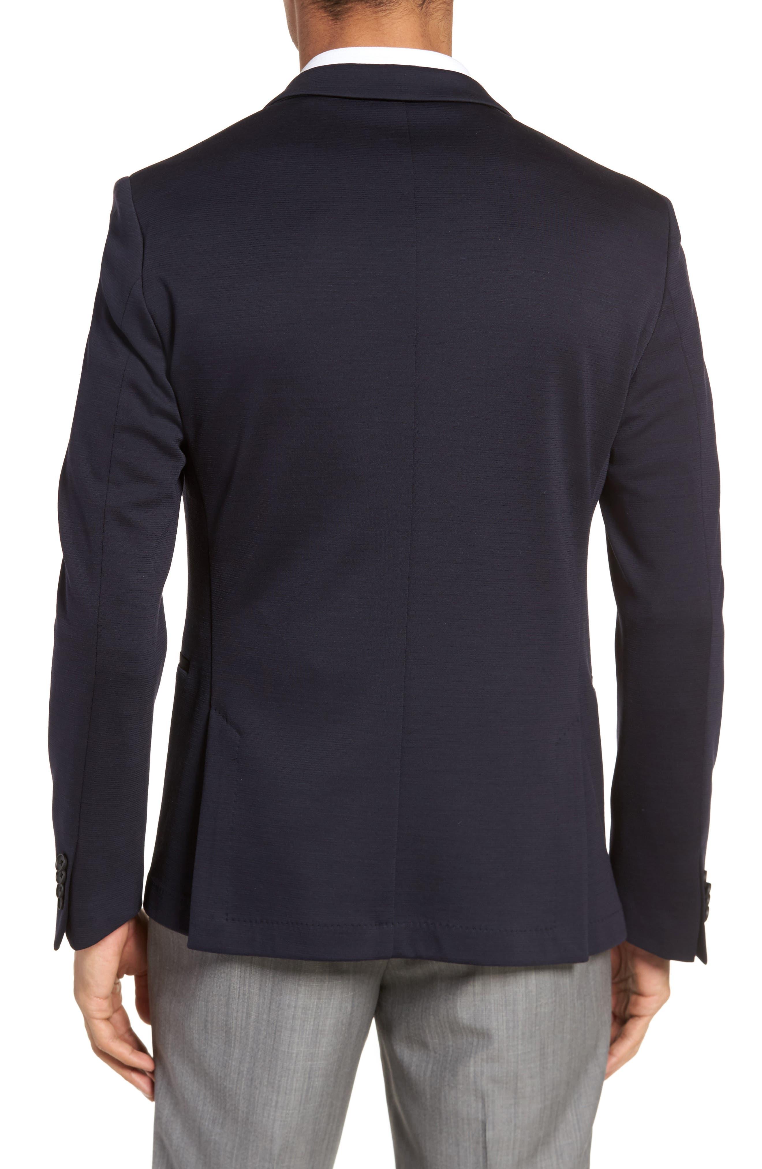 Norwin Trim Fit Wool Blend Sport Coat,                             Alternate thumbnail 2, color,                             410