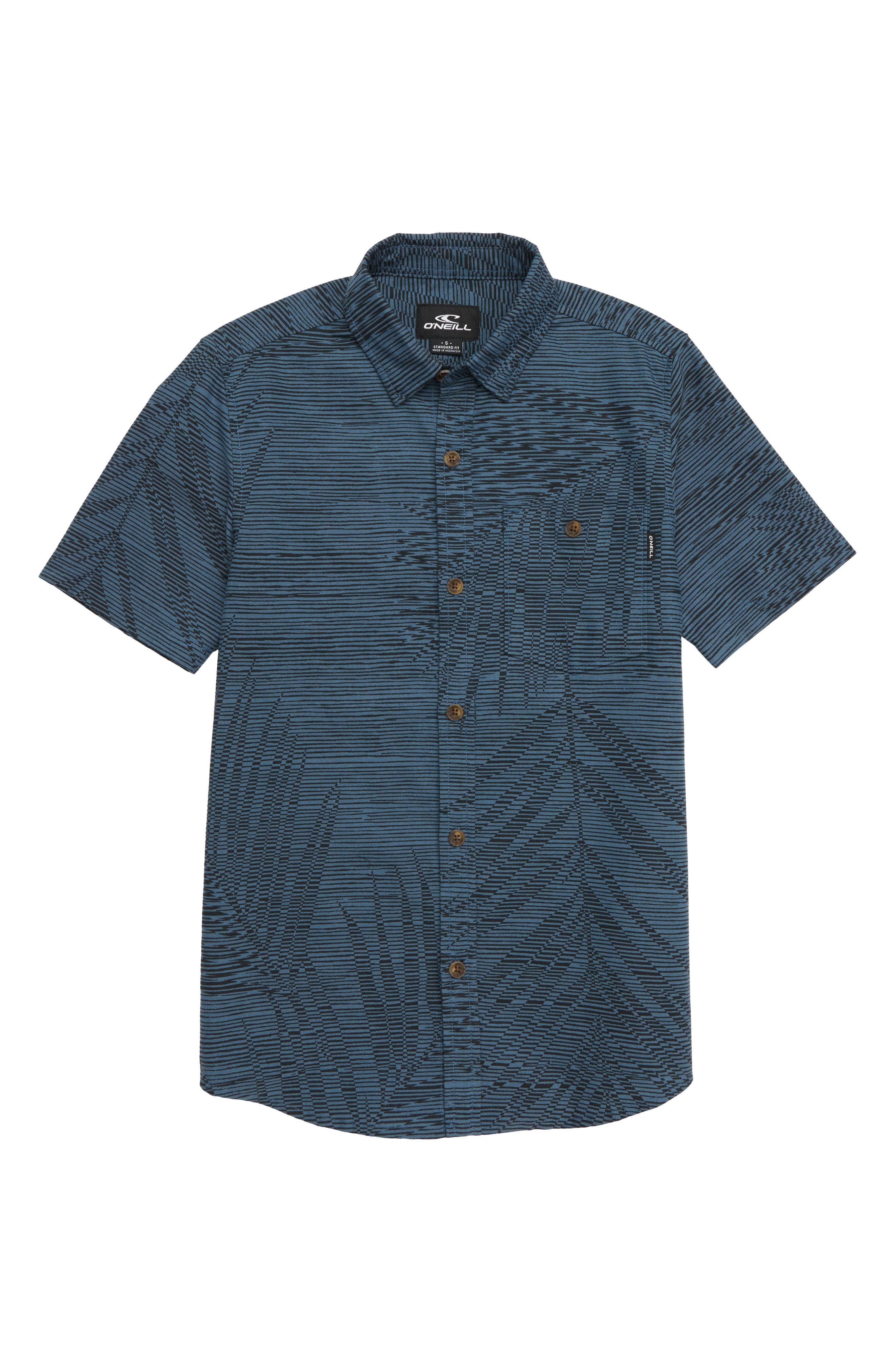 Fronzarelli Woven Shirt,                             Main thumbnail 1, color,                             404