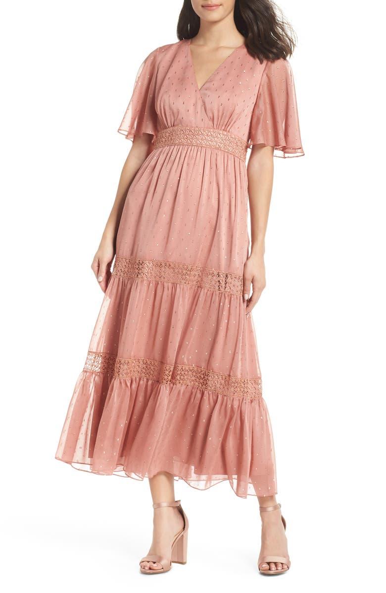 Georgie Tiered Maxi Dress