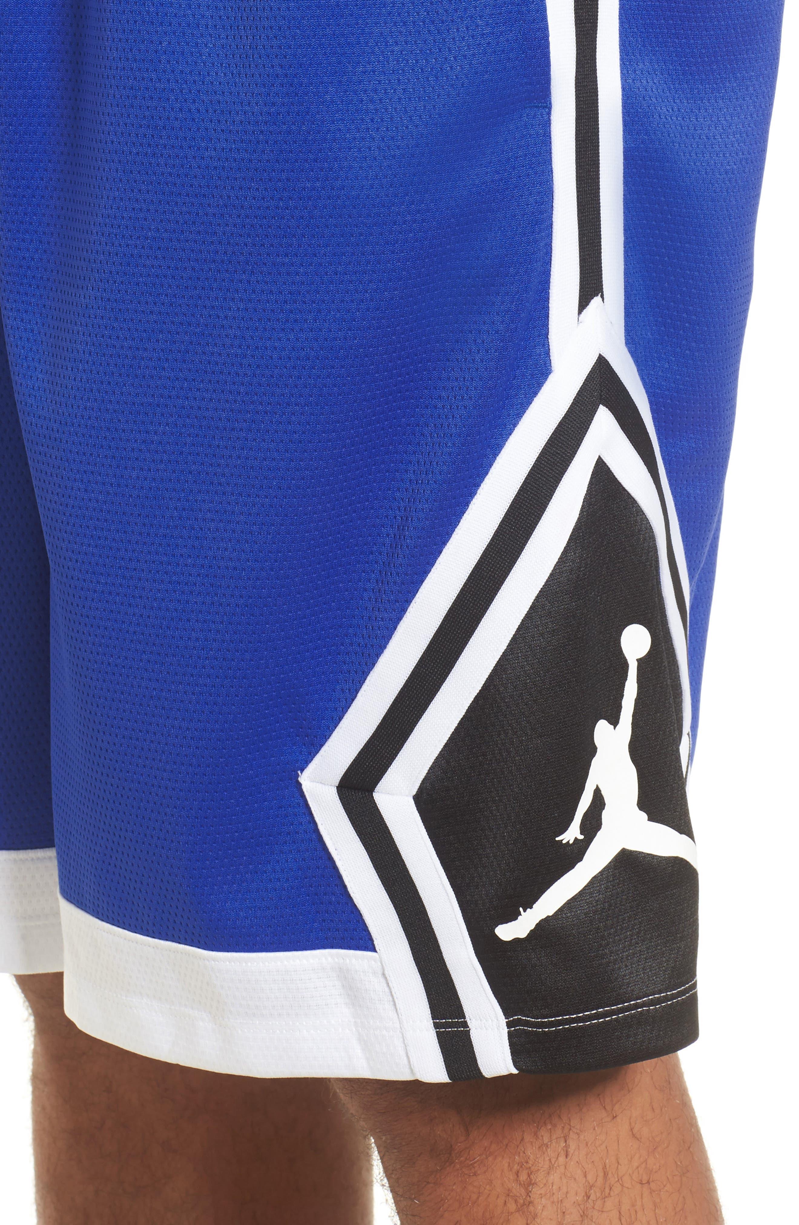 Sportswear Rise Diamond Shorts,                             Alternate thumbnail 23, color,