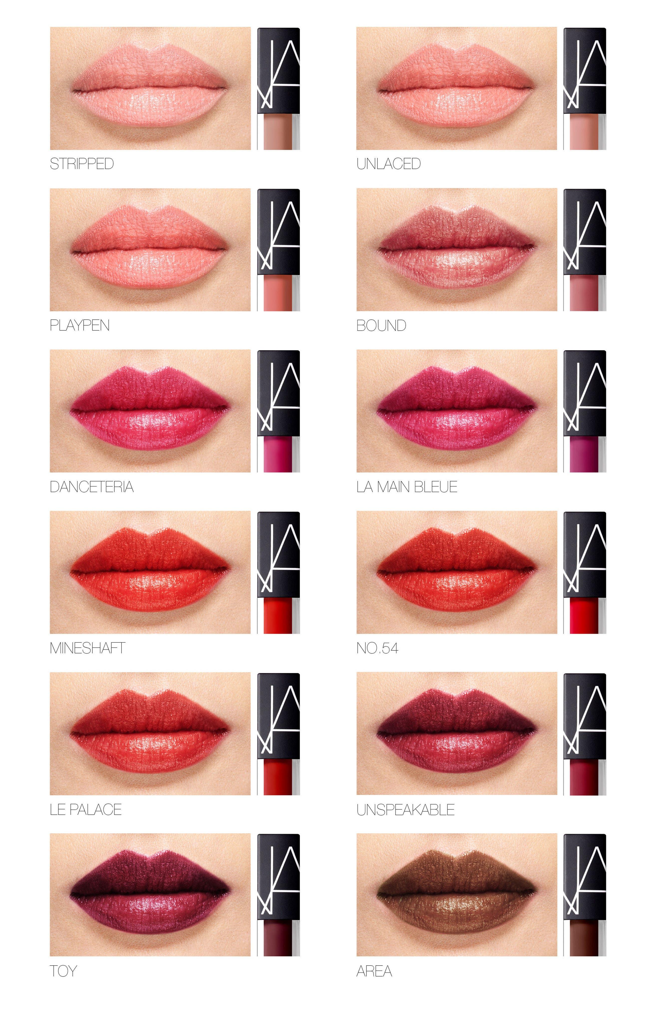 Velvet Lip Glide,                             Alternate thumbnail 6, color,                             AREA