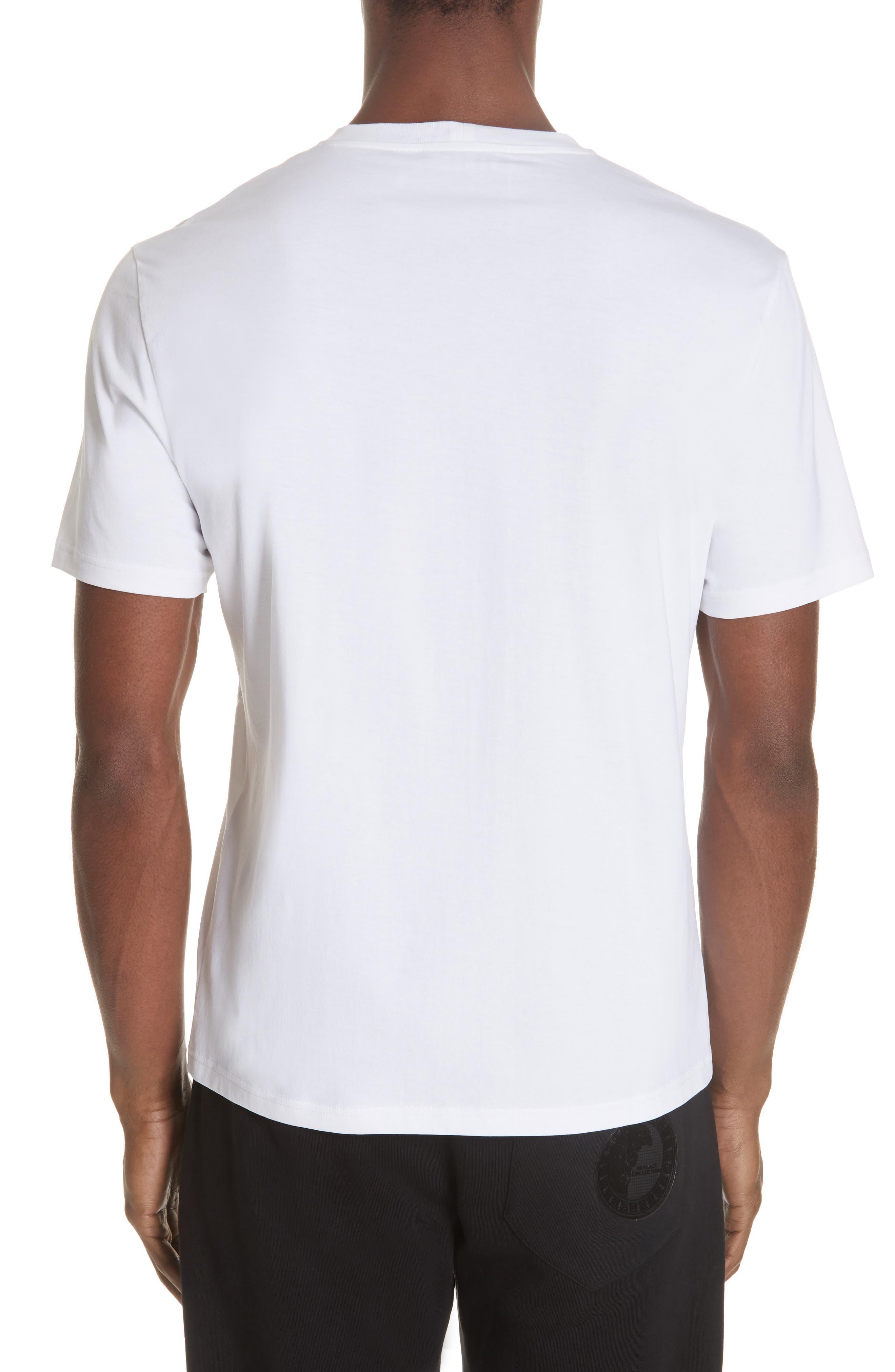 Foil T-Shirt,                             Alternate thumbnail 2, color,                             WHITE