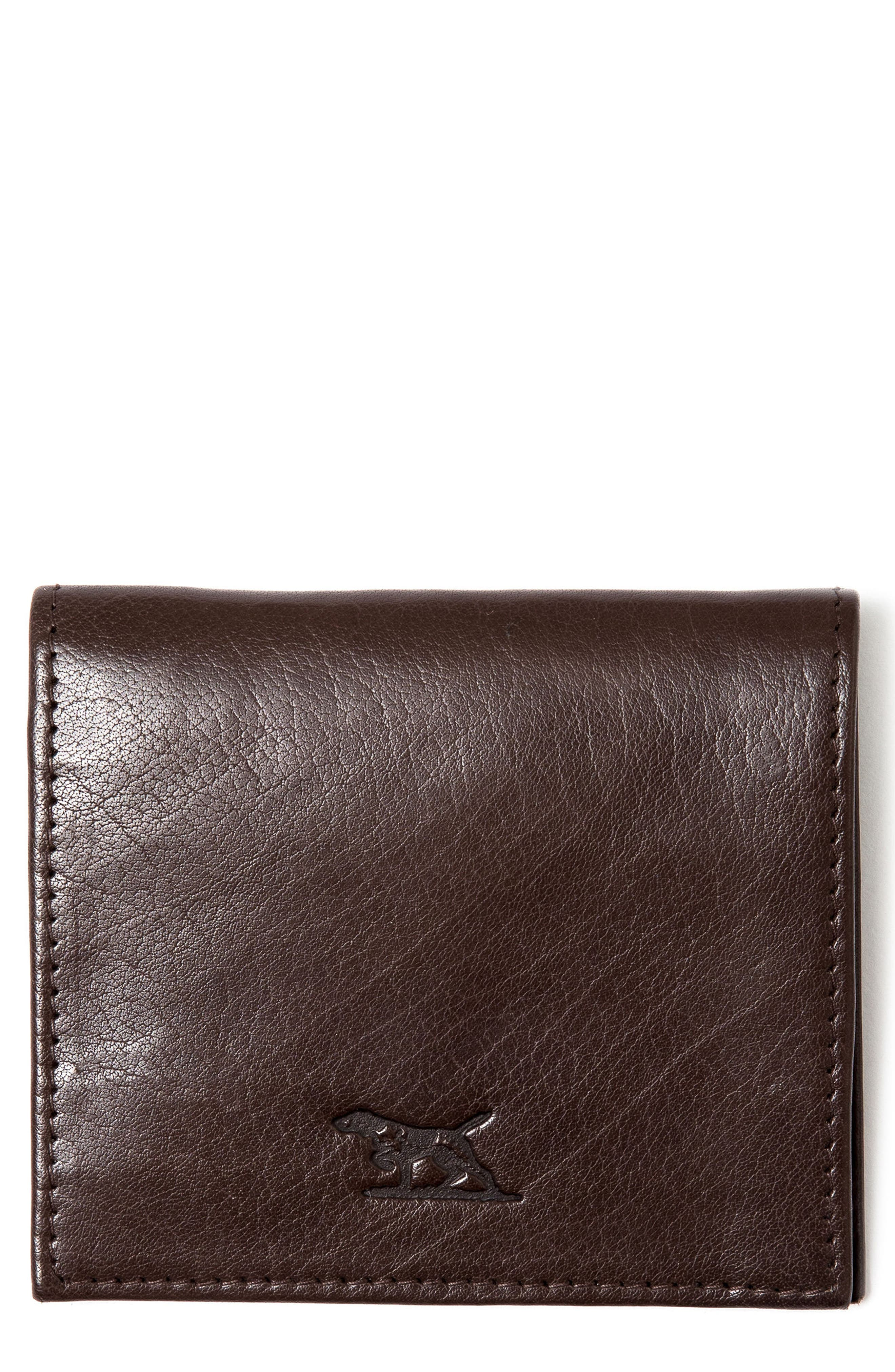 Four Mile Bay Leather Wallet,                         Main,                         color, 247