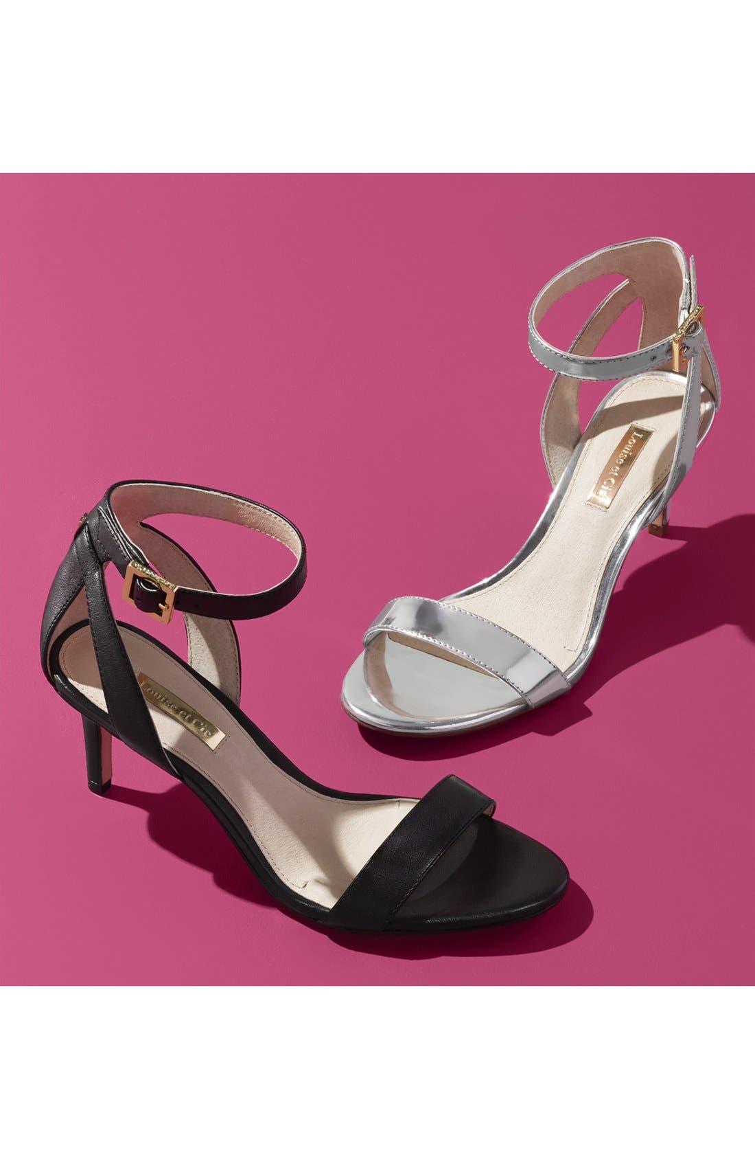 'Hyacinth' Ankle Strap Sandal,                             Alternate thumbnail 7, color,                             110