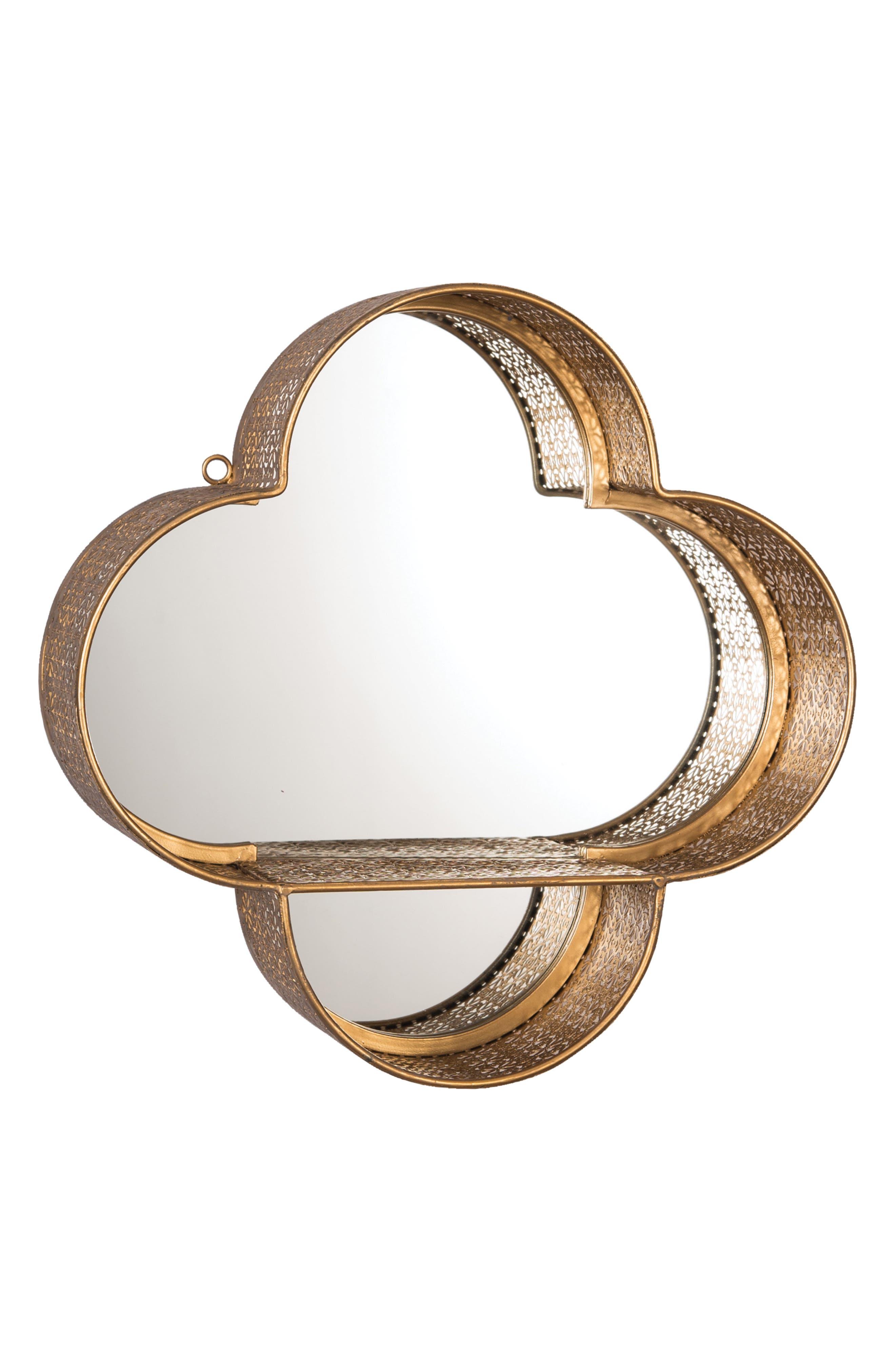 Raj Mirror, Main, color, GOLD