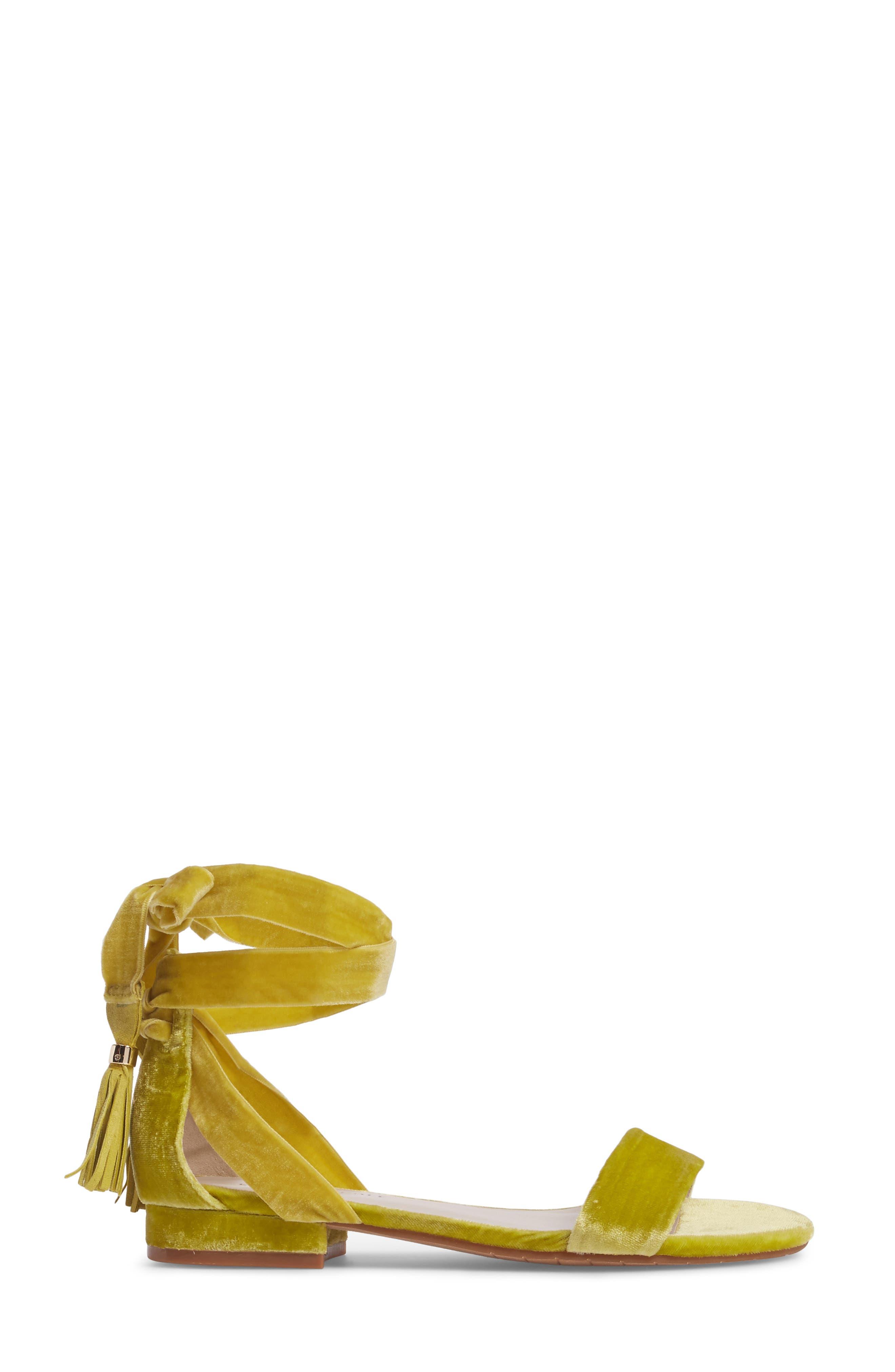 Valen Tassel Lace-Up Sandal,                             Alternate thumbnail 35, color,