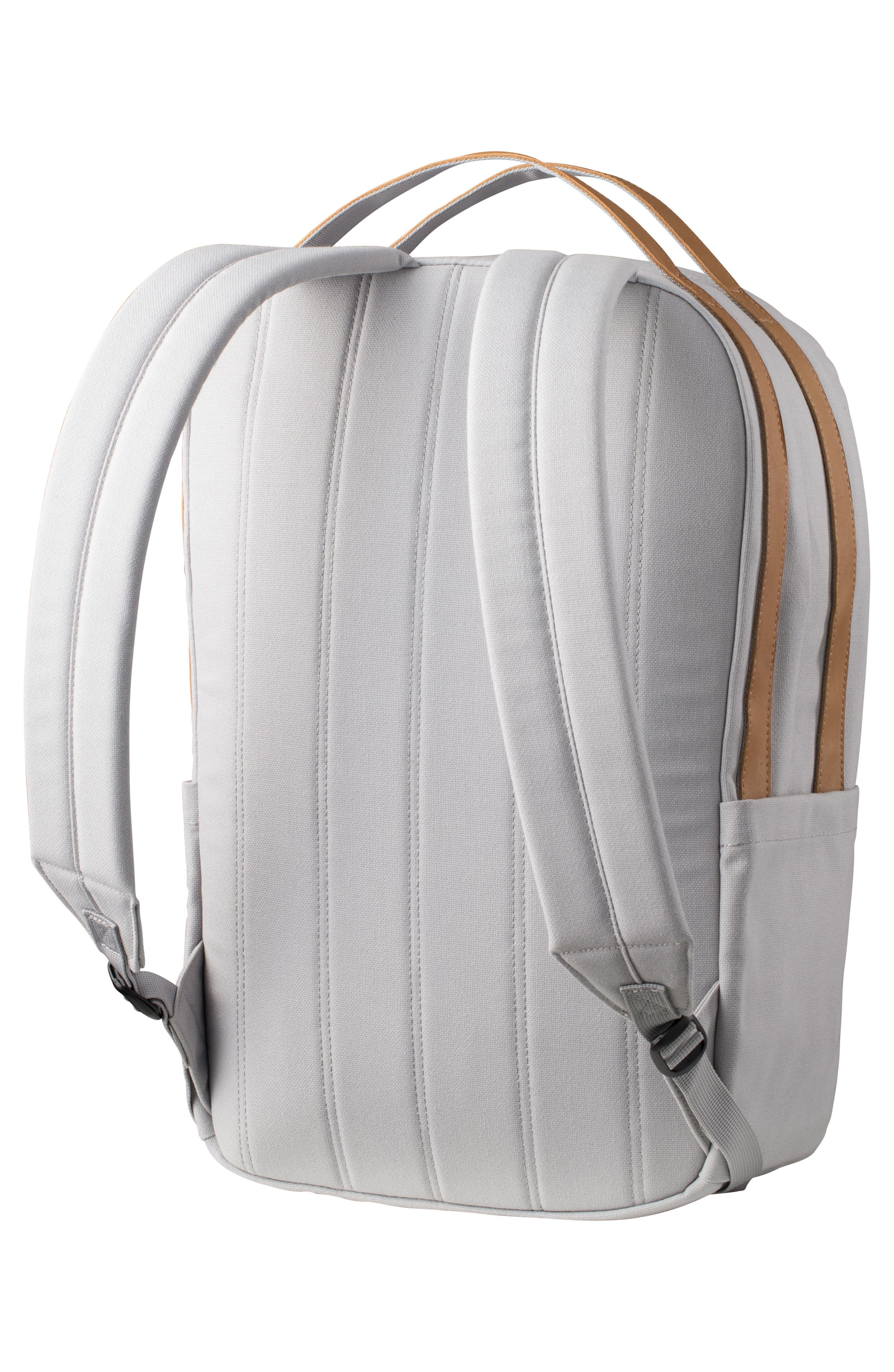 Copenhagen Backpack,                             Alternate thumbnail 2, color,                             SILVER GREY