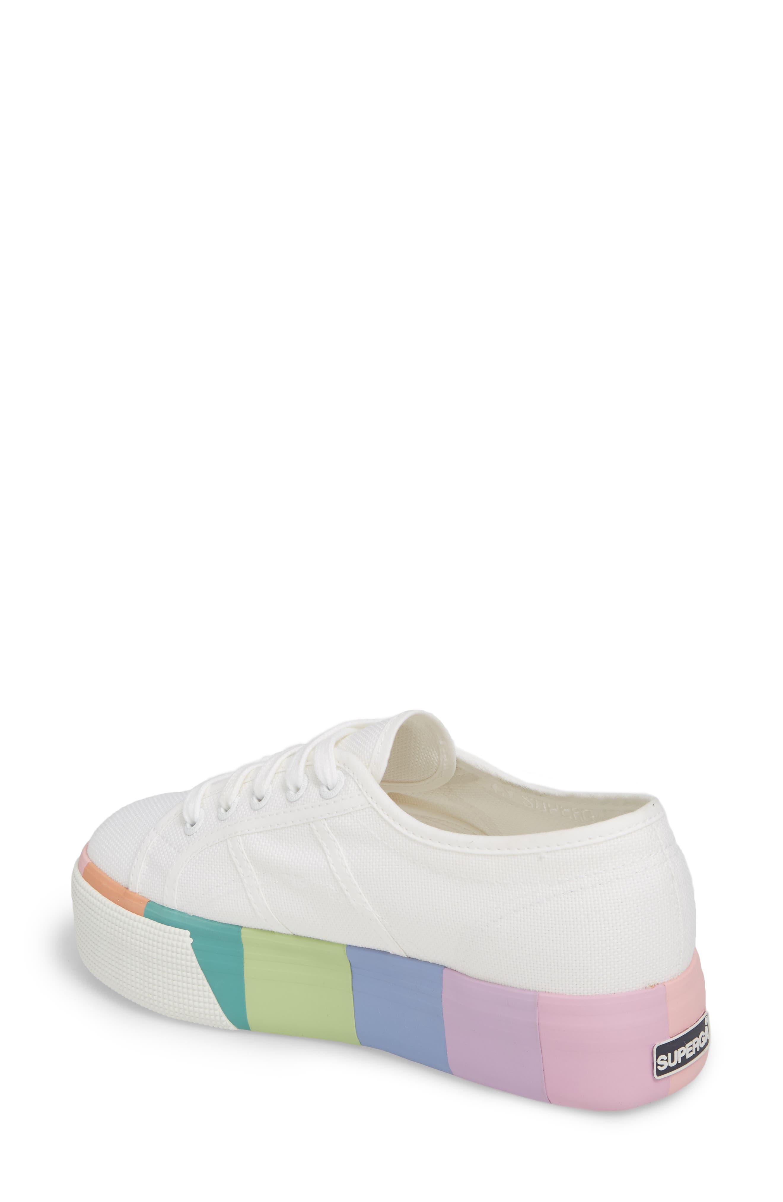 2790 Platform Sneaker,                             Alternate thumbnail 2, color,                             100
