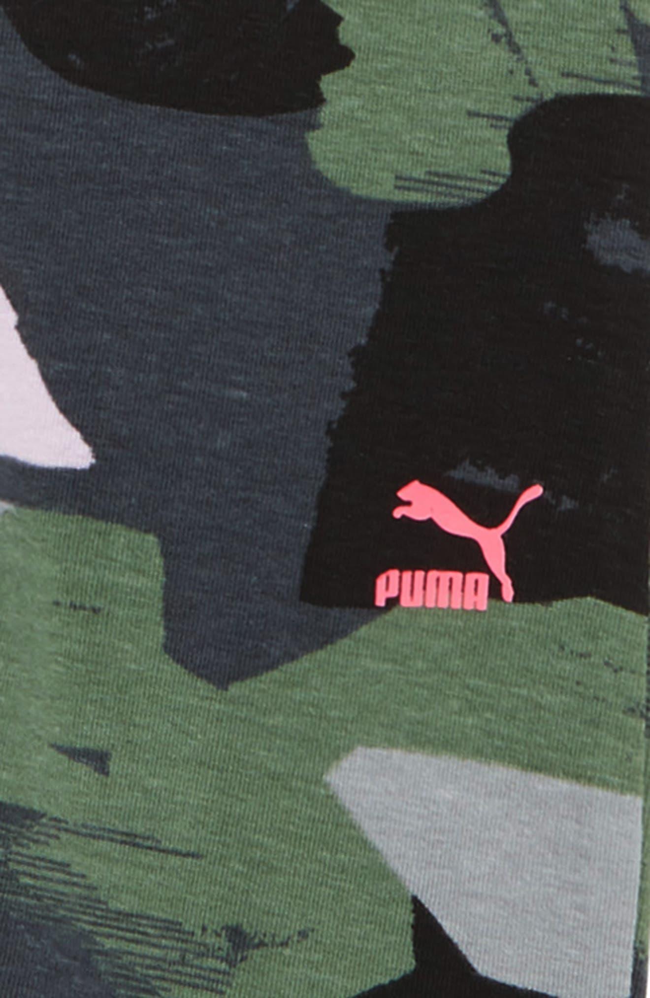 Fleece Crewneck Sweatshirt & Leggings Set,                             Alternate thumbnail 2, color,                             086